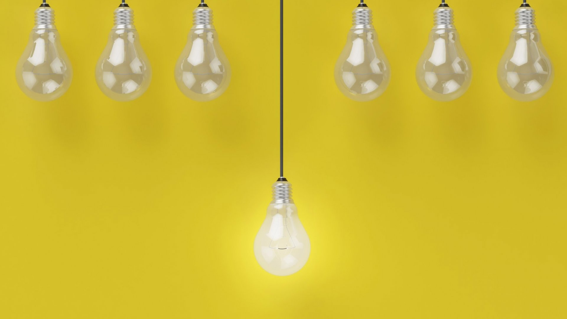 Stop Looking Outside for Your Next Brilliant Idea. Do This Instead