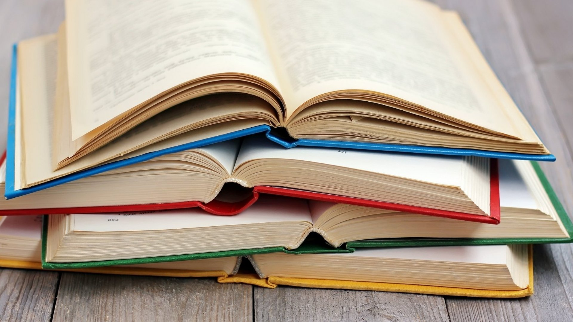 The Top 5 Must-Reads, According to 5 of America's Most Effective CEOs