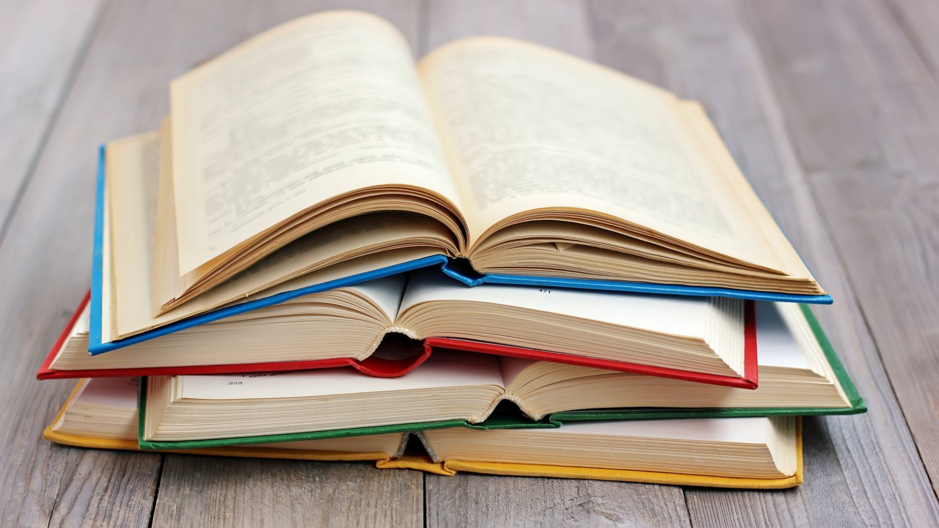 I Recommend These 3 Classic Business Books to Everyone on My Team