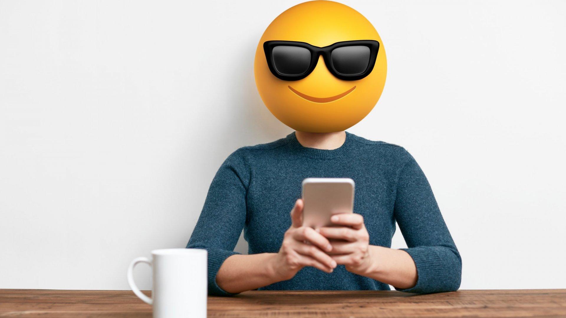 The next emoji millionaire.