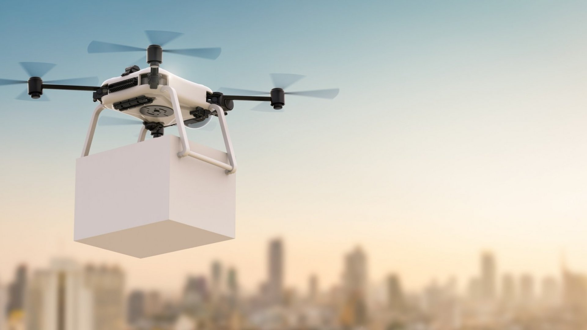 Amazon's Delivery Drones Could Scan Your House to Sell You More Products