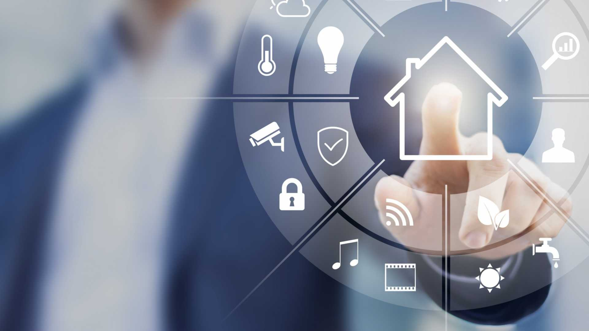 The Connected Home Security Industry is On Track to Hit $15.6 Billion by 2021