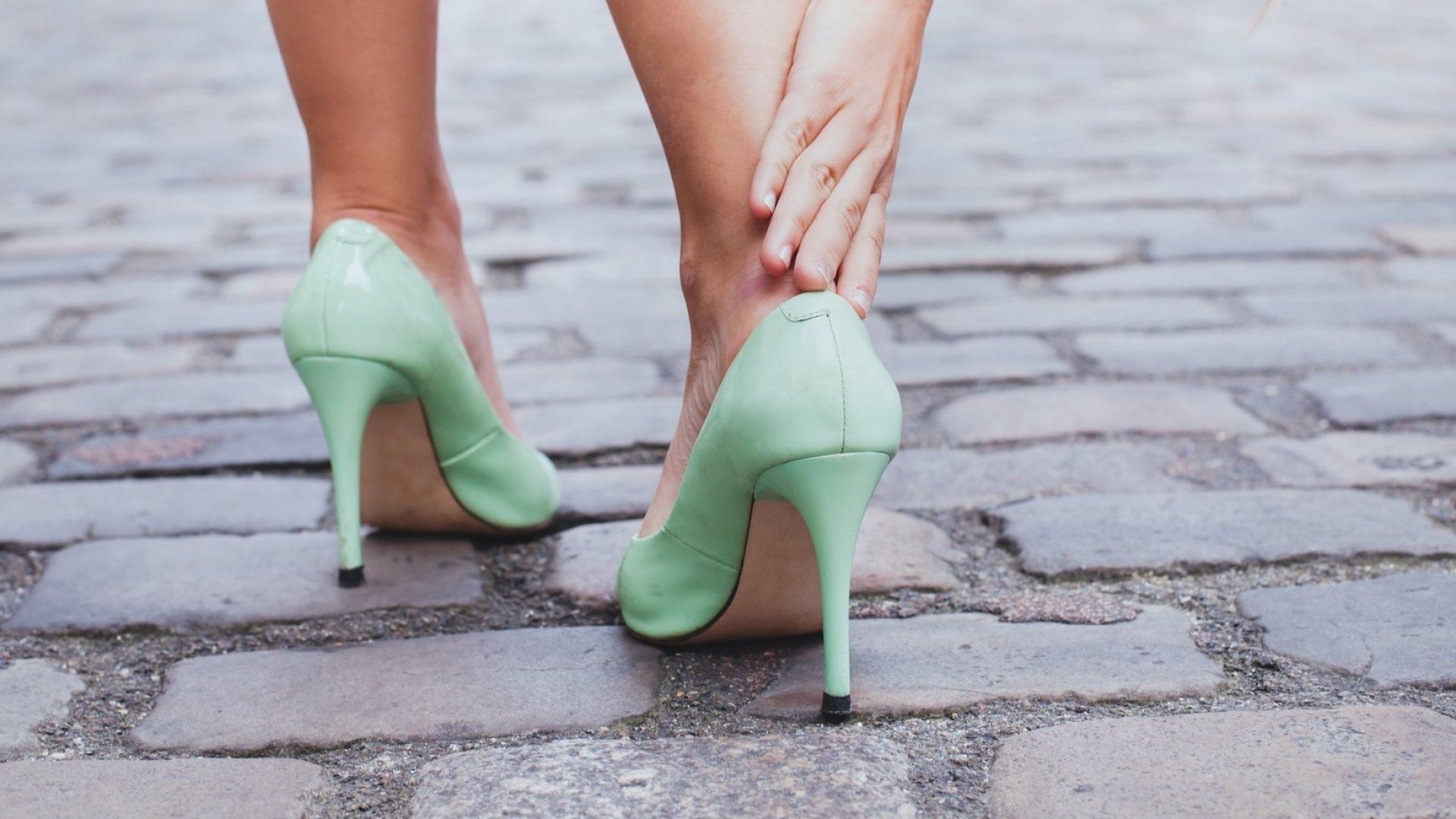 Here's Why Right Now Is the Perfect Time to Ditch Your High Heels Forever