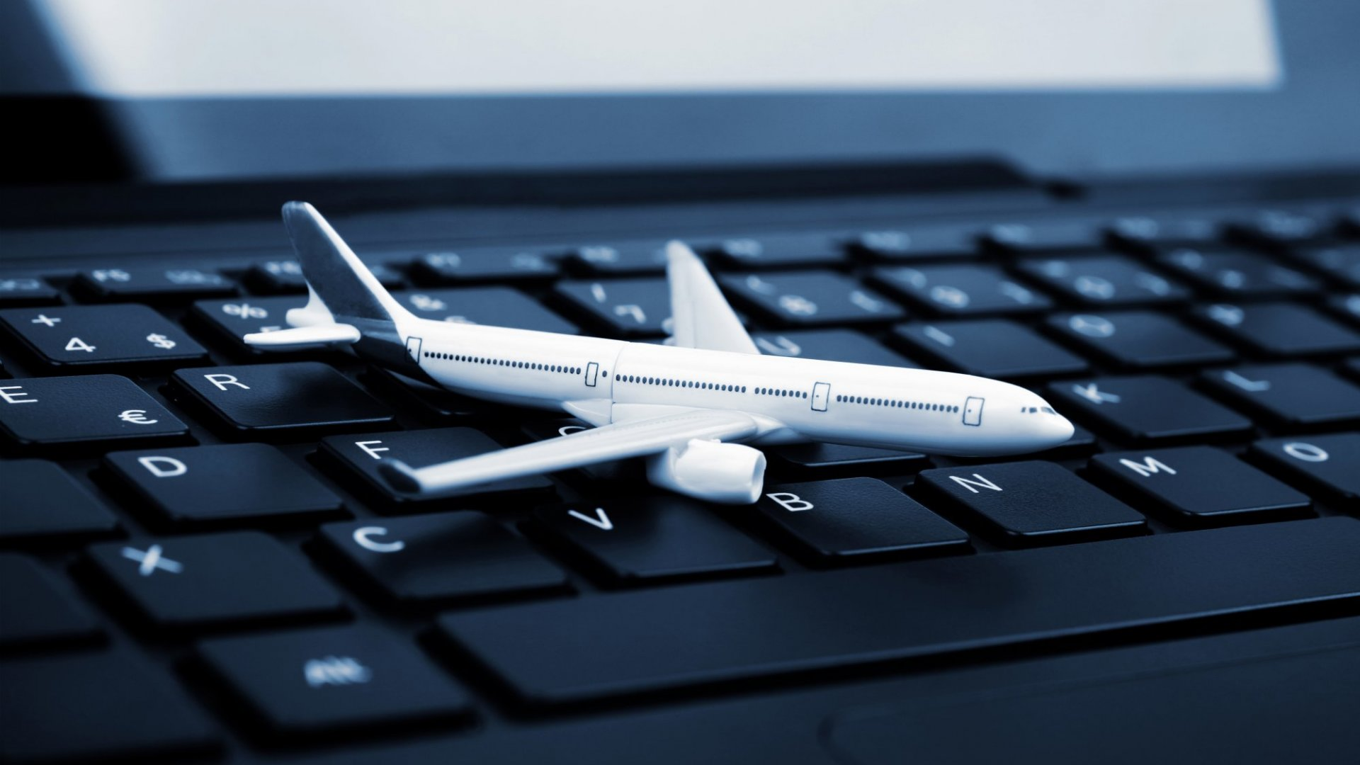 The airlines want to control your keyboard.