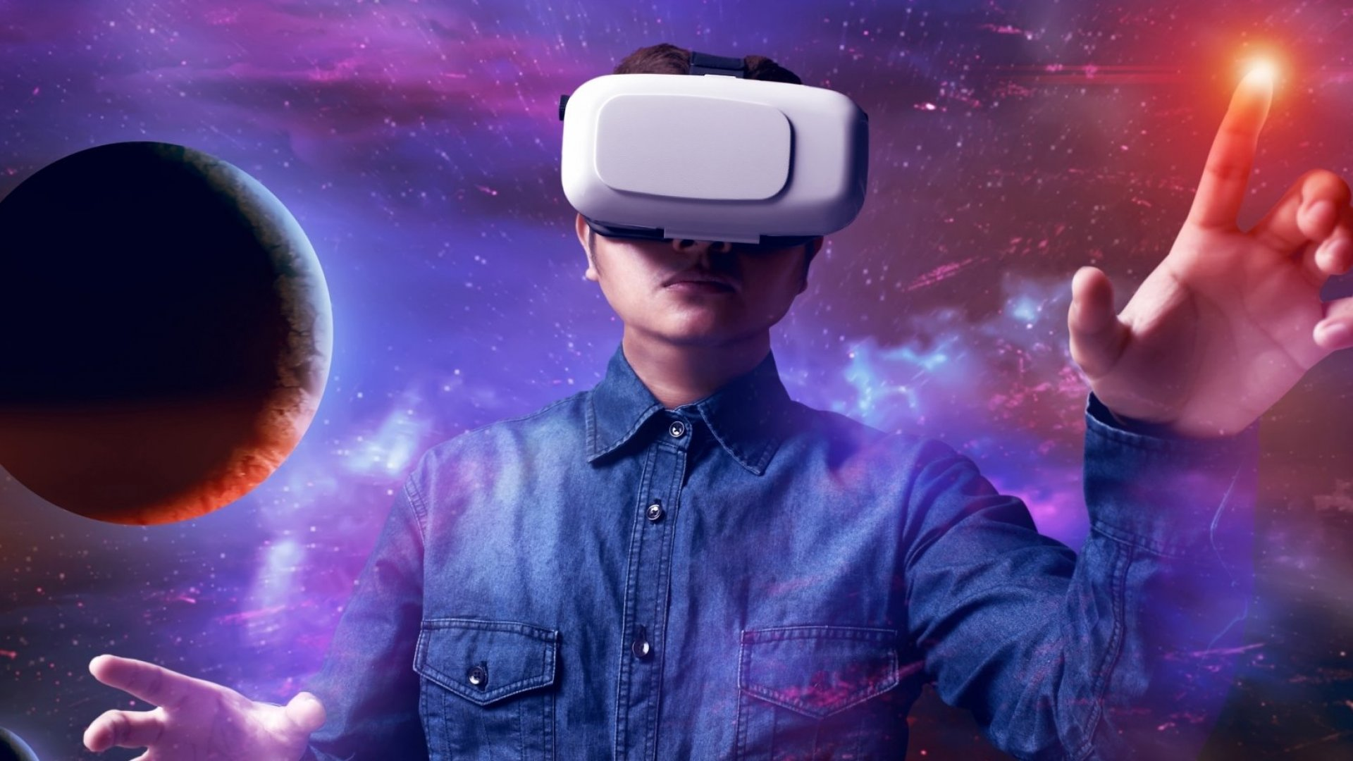 How Virtual Reality Could Eliminate Workplace Bias