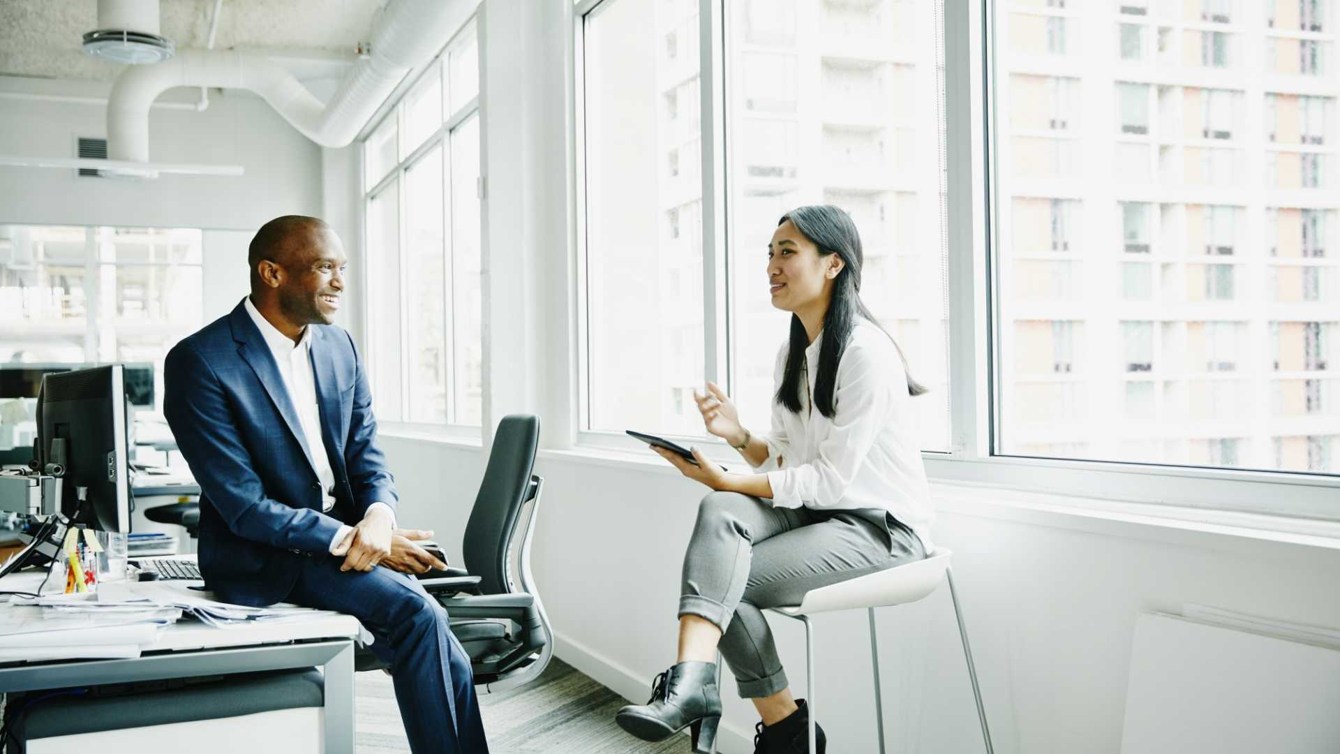 Why Top Performers Ask for Advice, Not Feedback