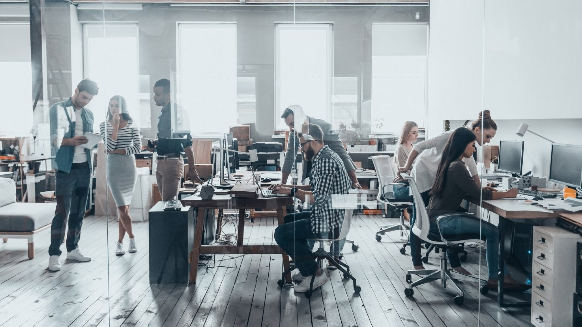Your Open Office Design Might Be Hindering Productivity. Here's How to Fix It