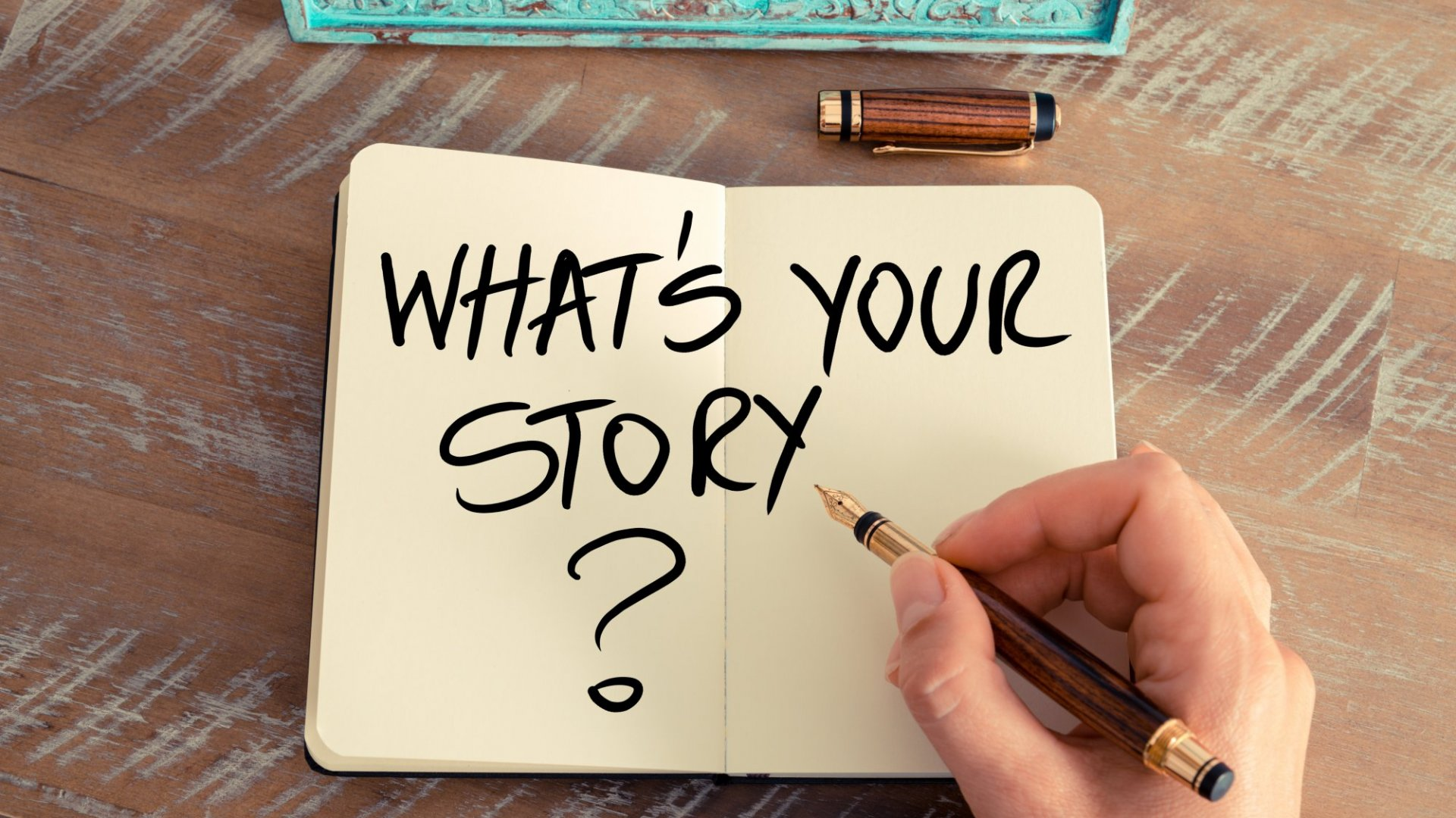 Don't Sell It, Tell It--Storytelling as a Marketing Strategy