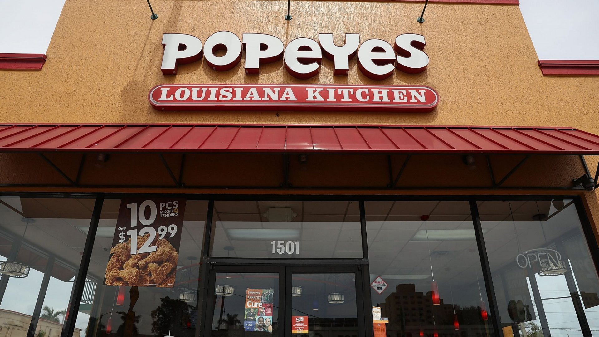 Can't Fly With Your Emotional Support Animal? Popeyes Wants to Help (Unless You're Vegetarian)