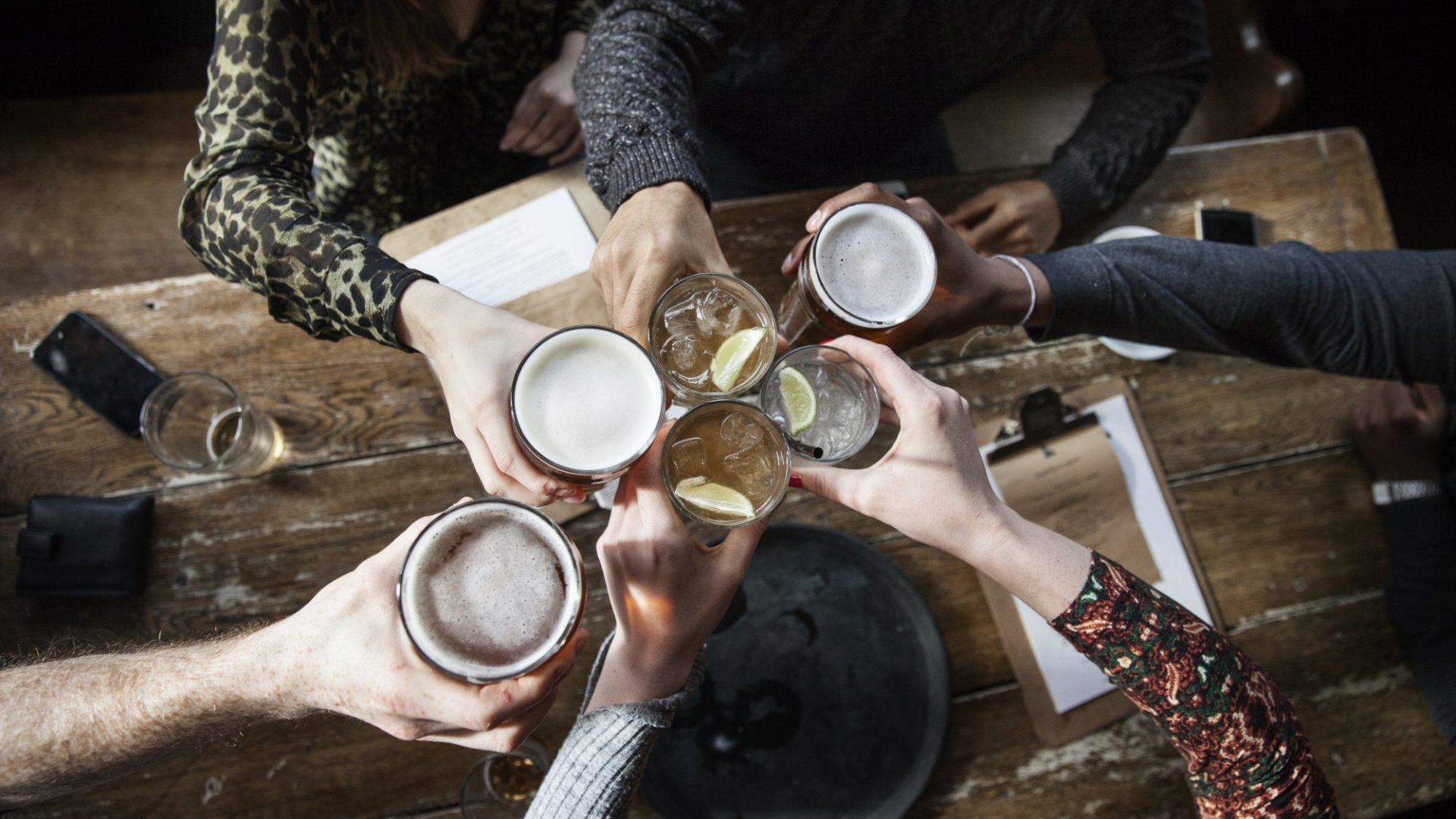 How to Get Better at Speaking a Foreign Language, According to Science: Drink a Beer