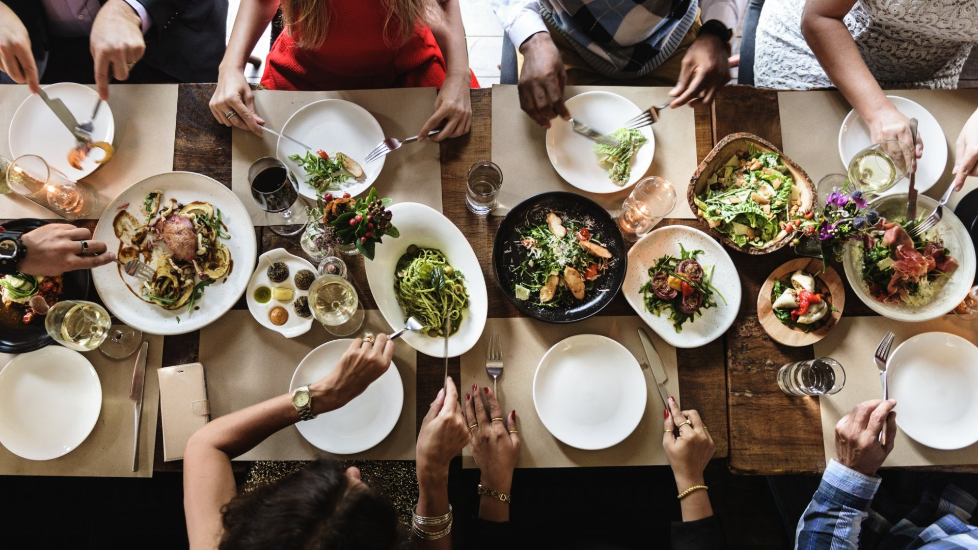 Bringing Empathy to Business Could Be as Simple as Sharing Dinner