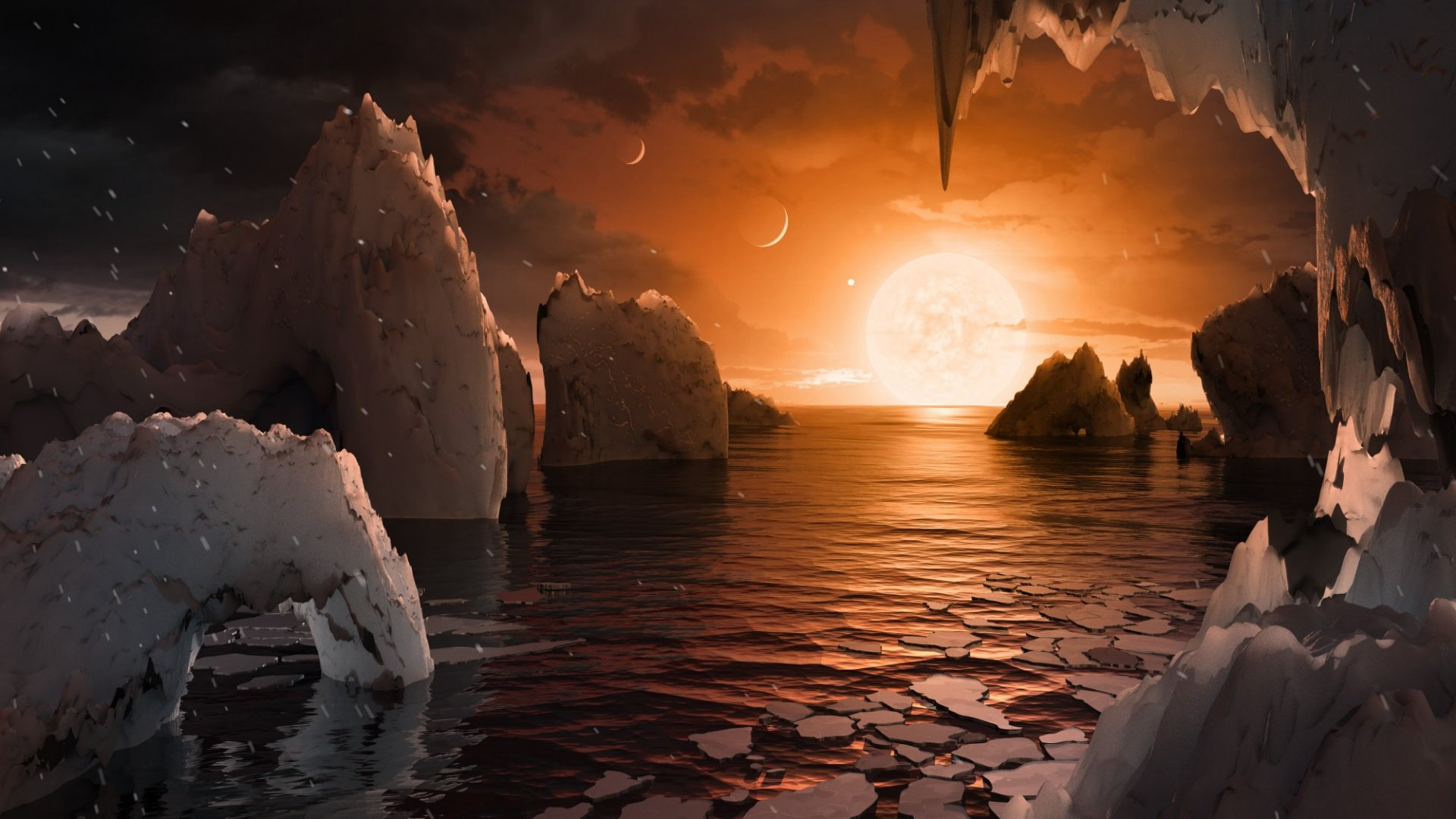 NASA Is Hiring a Full-Time 'Planetary Protection Officer' to Defend Earth From Aliens