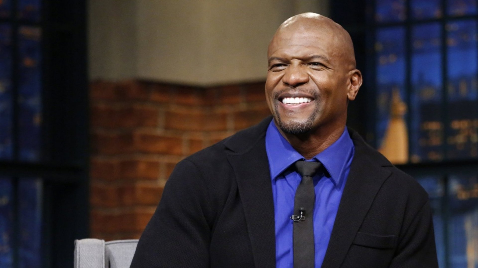 'Brooklyn Nine-Nine' Star Terry Crews's 5-Word Response to Russell Simmons Is a Lesson in Emotional Intelligence