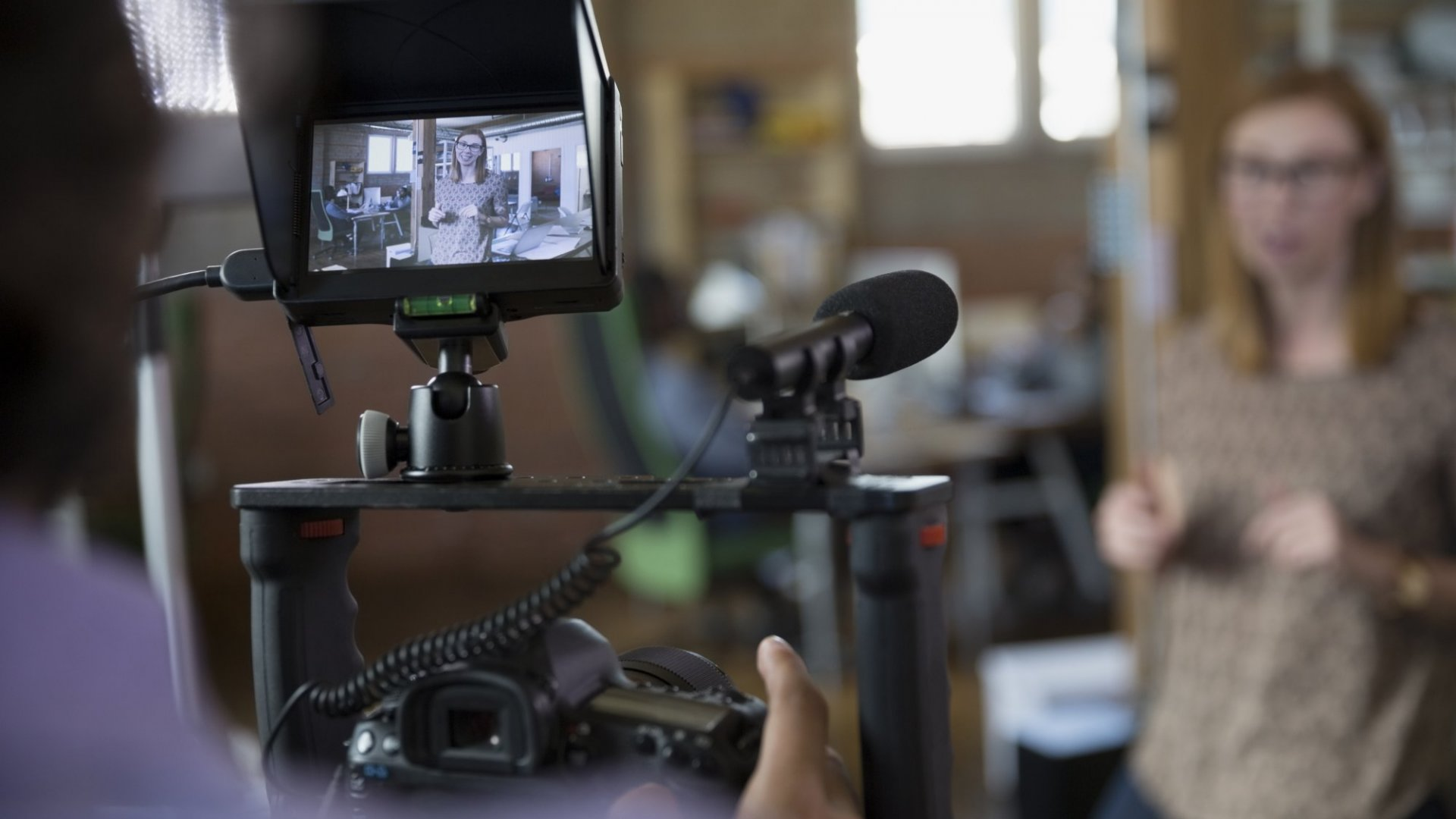 5 Ways to Rock a TV Interview