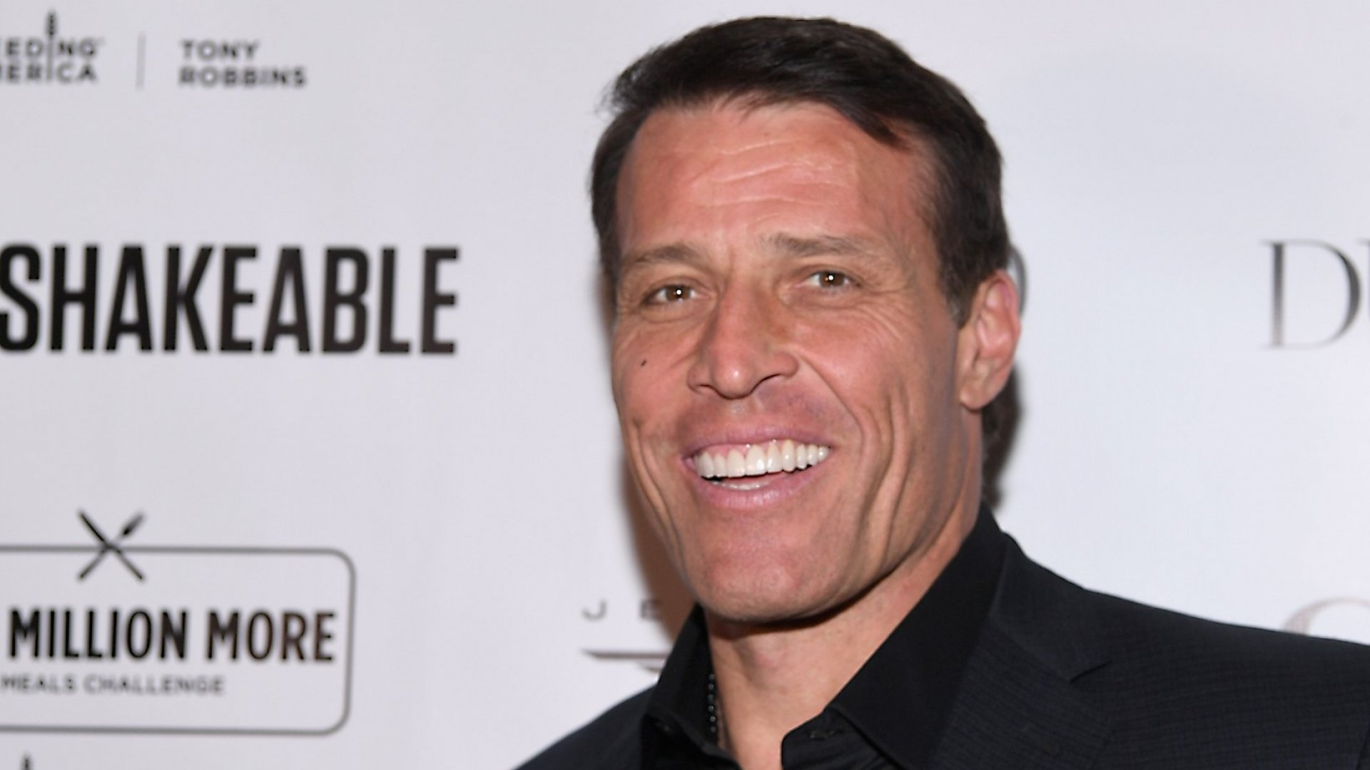 Tony Robbins: The Real Secret to Being Happy and Rich