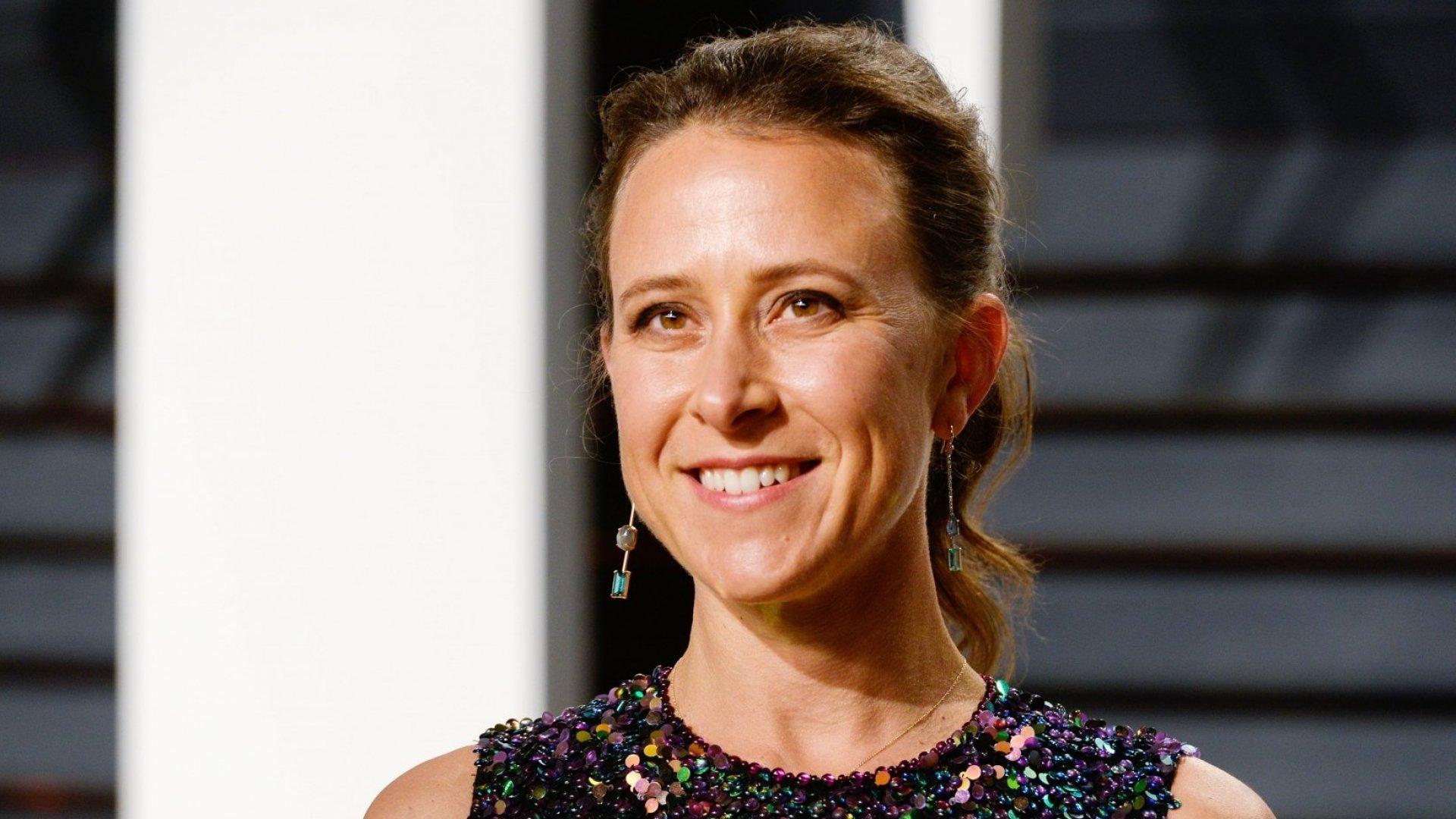 23andMe Co-Founder Anne Wojcicki