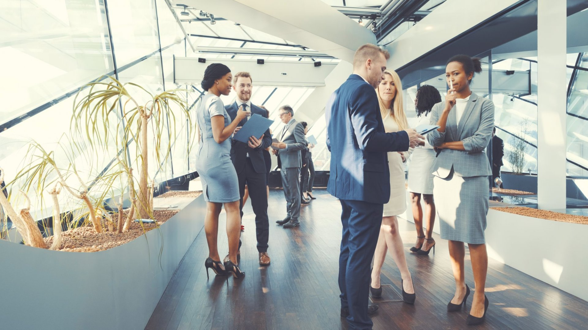 Knowing When it's Time for You and (Your Business) to Get Out There and Network
