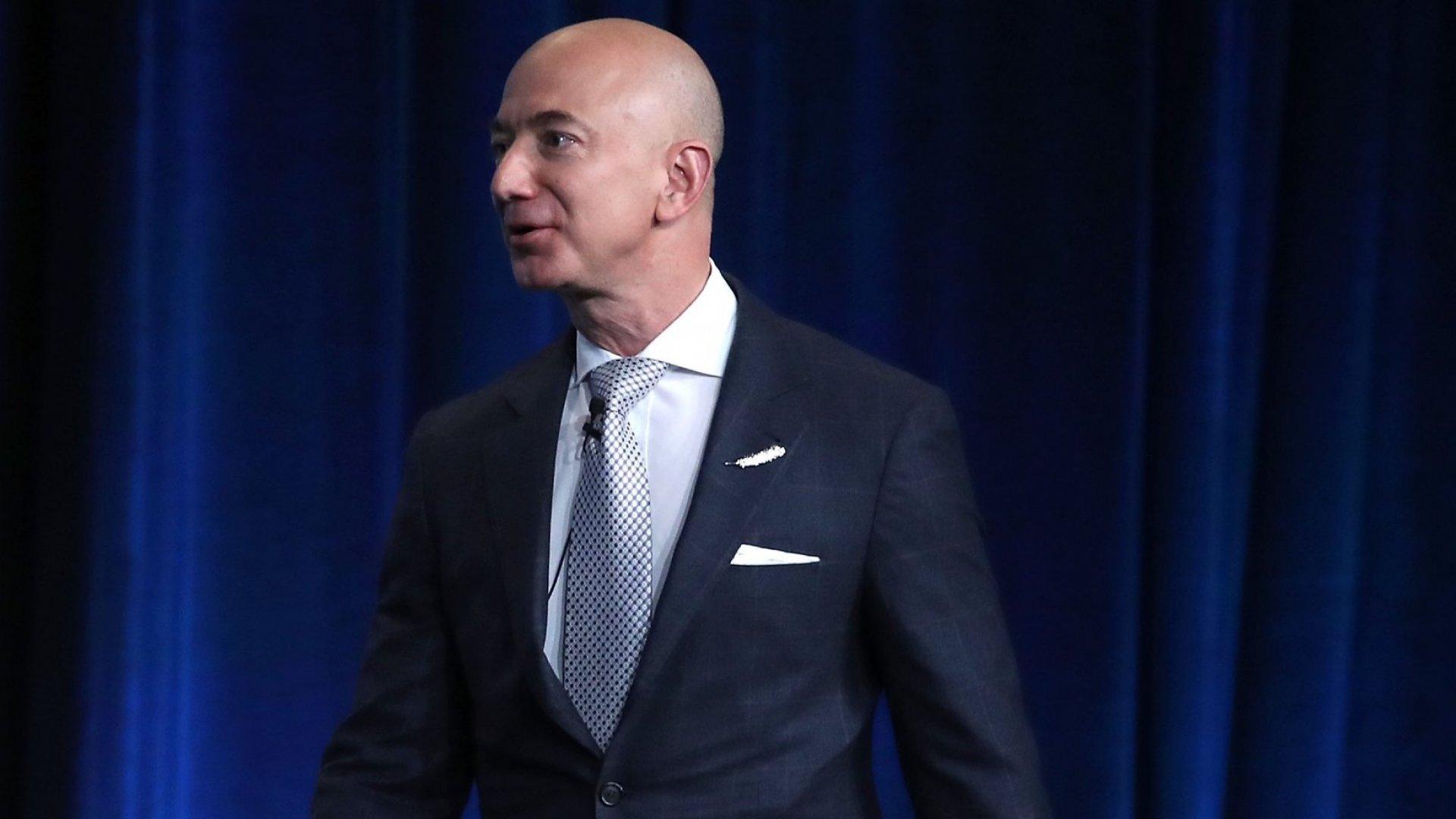 Behind Jeff Bezos' New $2 Billion Philanthropic Effort