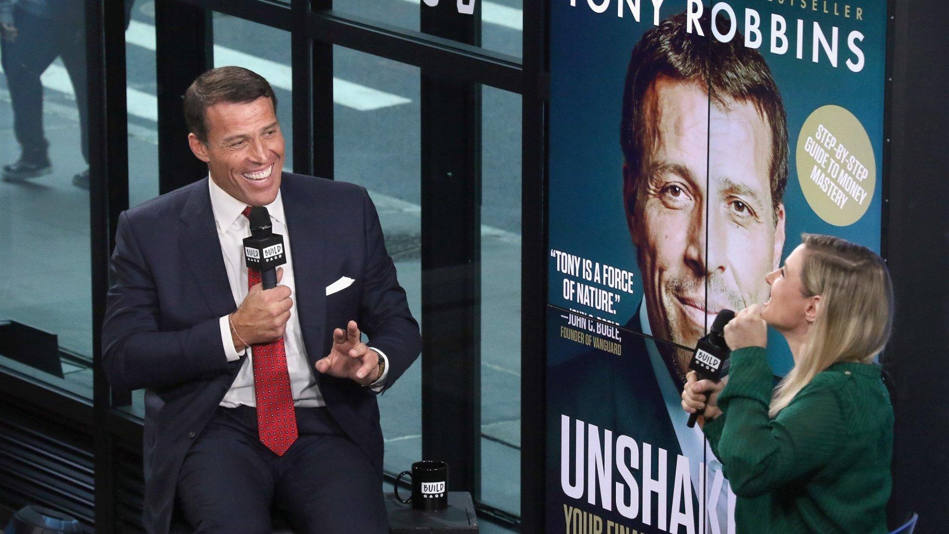 Tony Robbins: The Secret to Living an Extraordinary Life