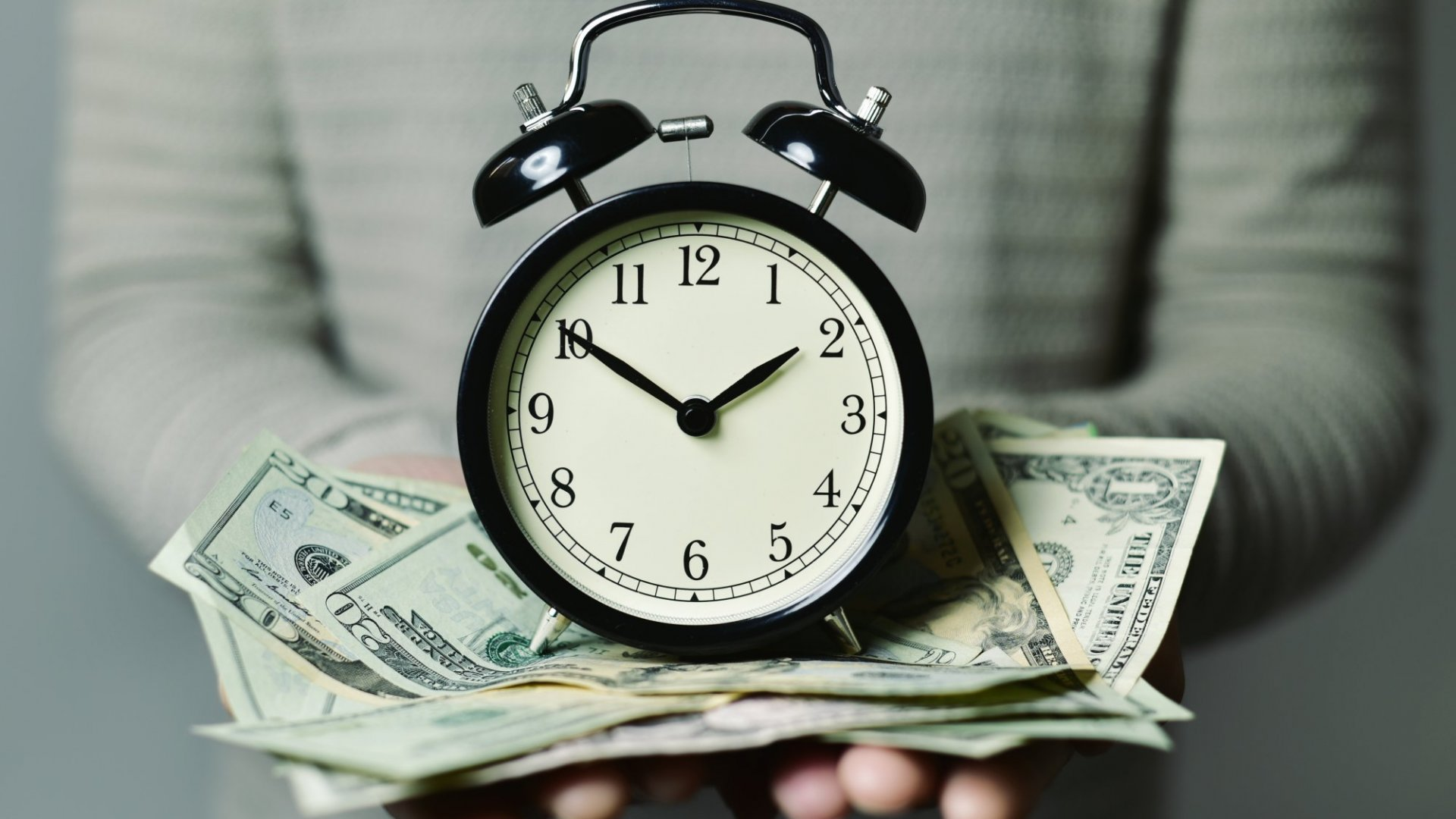 Why You Should Be More Worried About Your 'Return on Time' Instead of Investment