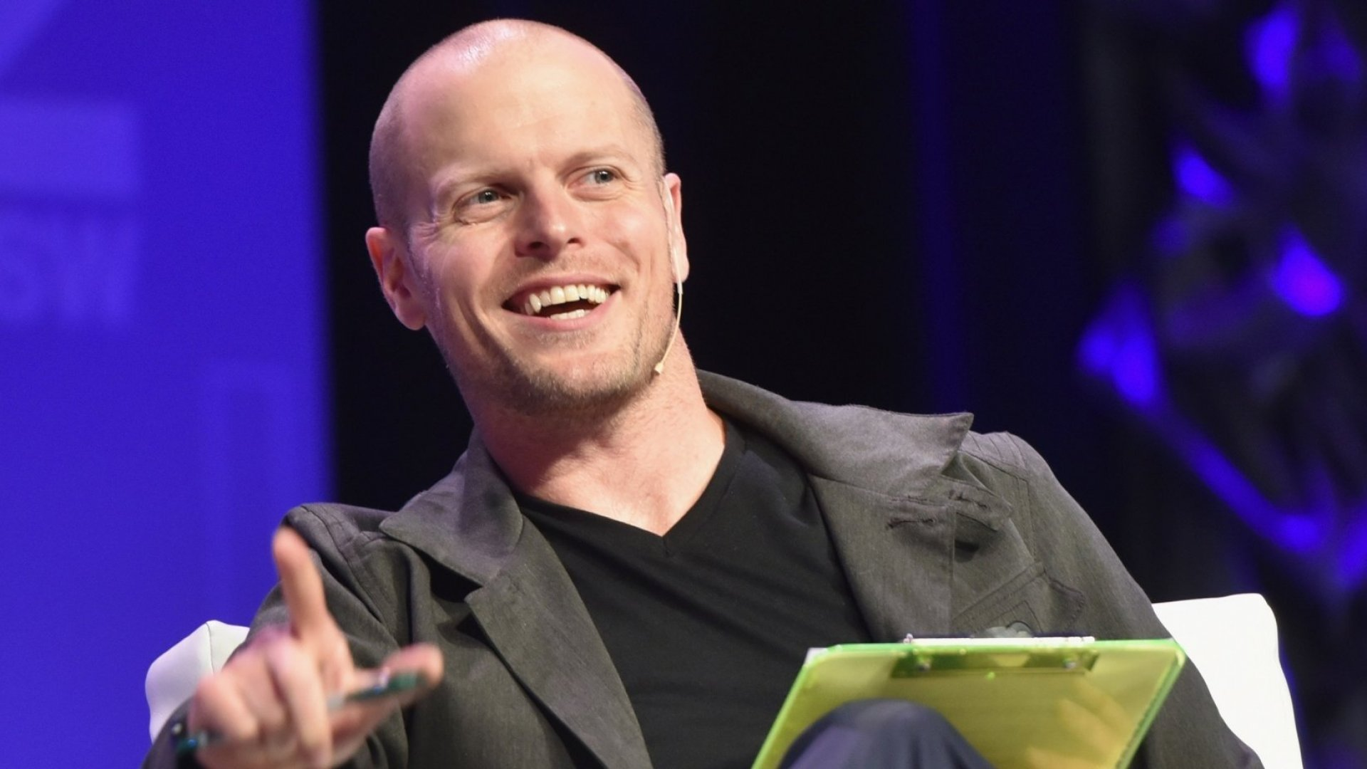 Tim Ferriss Just Listed 5 Books Every Entrepreneur Should Read