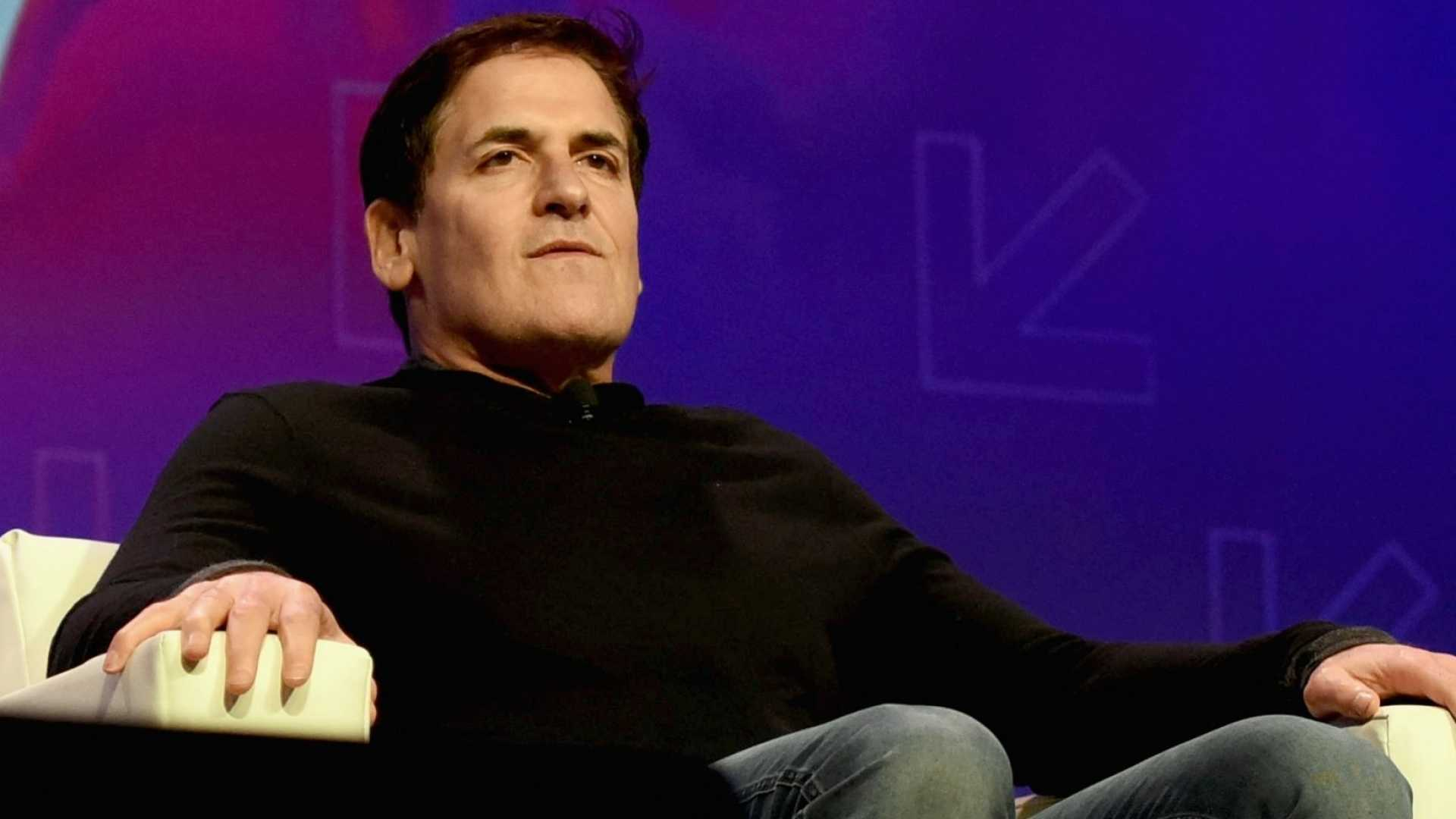 Mark Cuban at SXSW 2017.