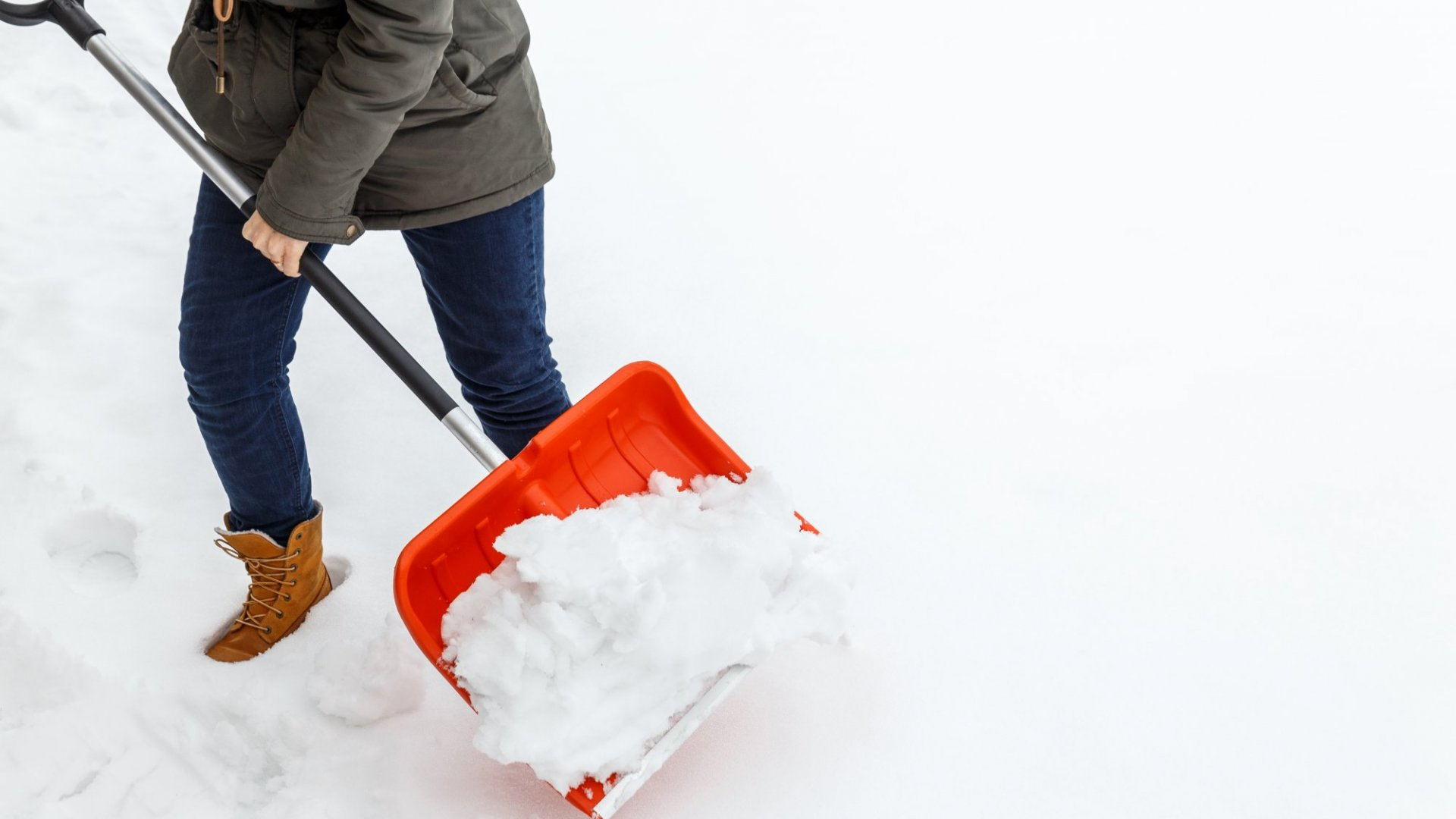 Missouri: You Need a Permit to Shovel Grandma's Snow