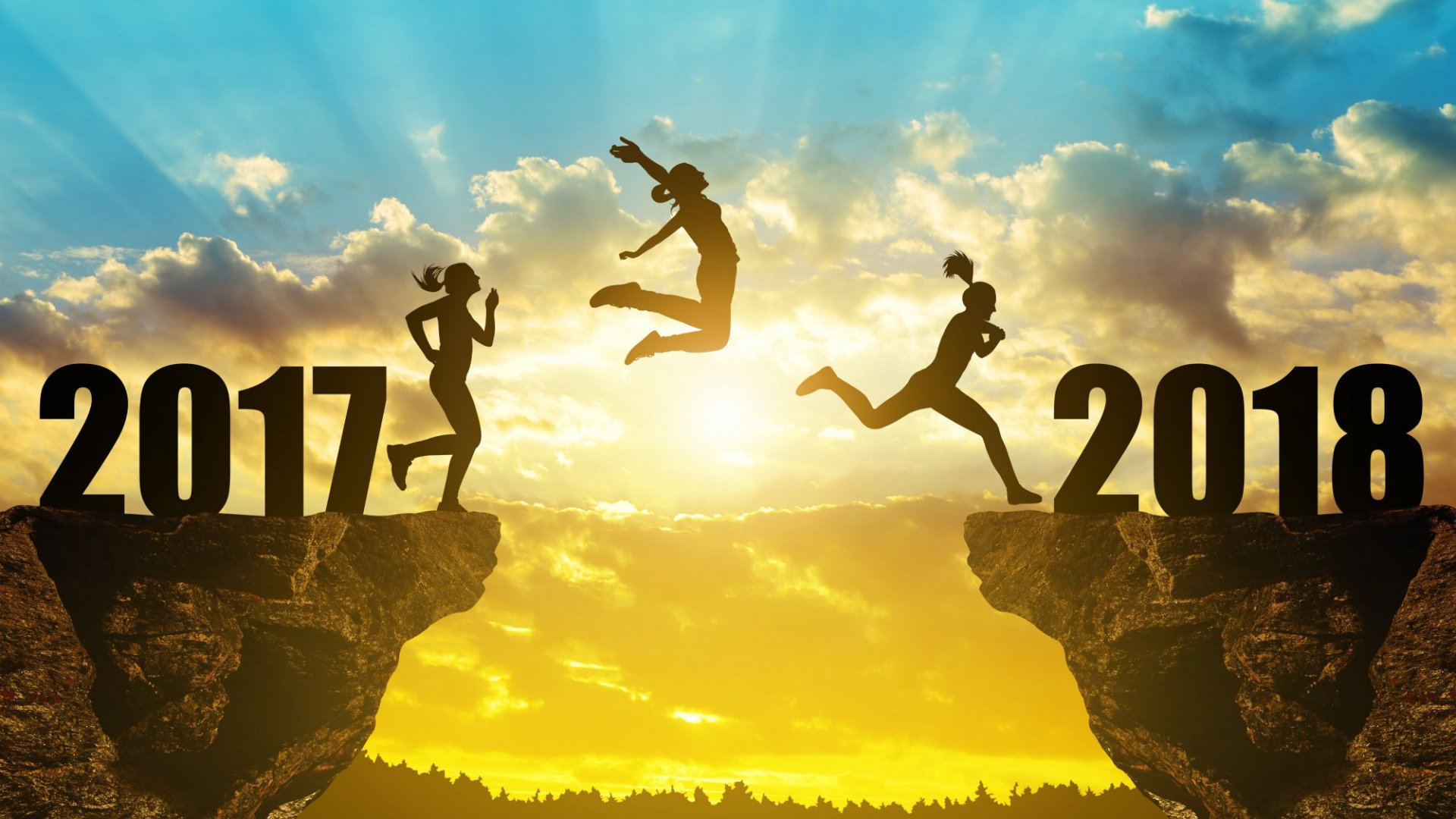 Want More Luck in 2018?  Follow These 3 Simple Rules