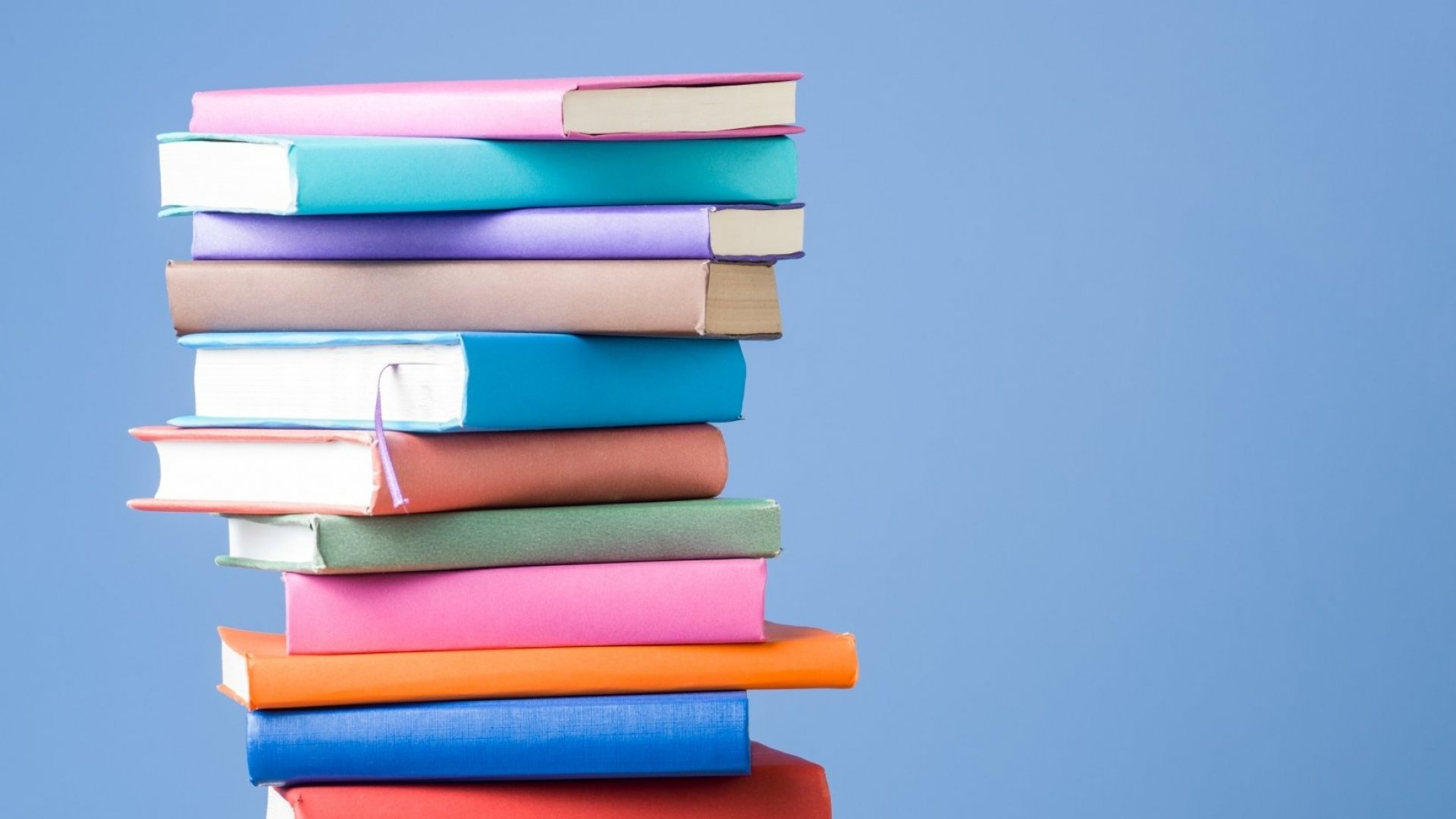 Why You Should Go on a 'Think Week' (Hint: It's All About the Books)