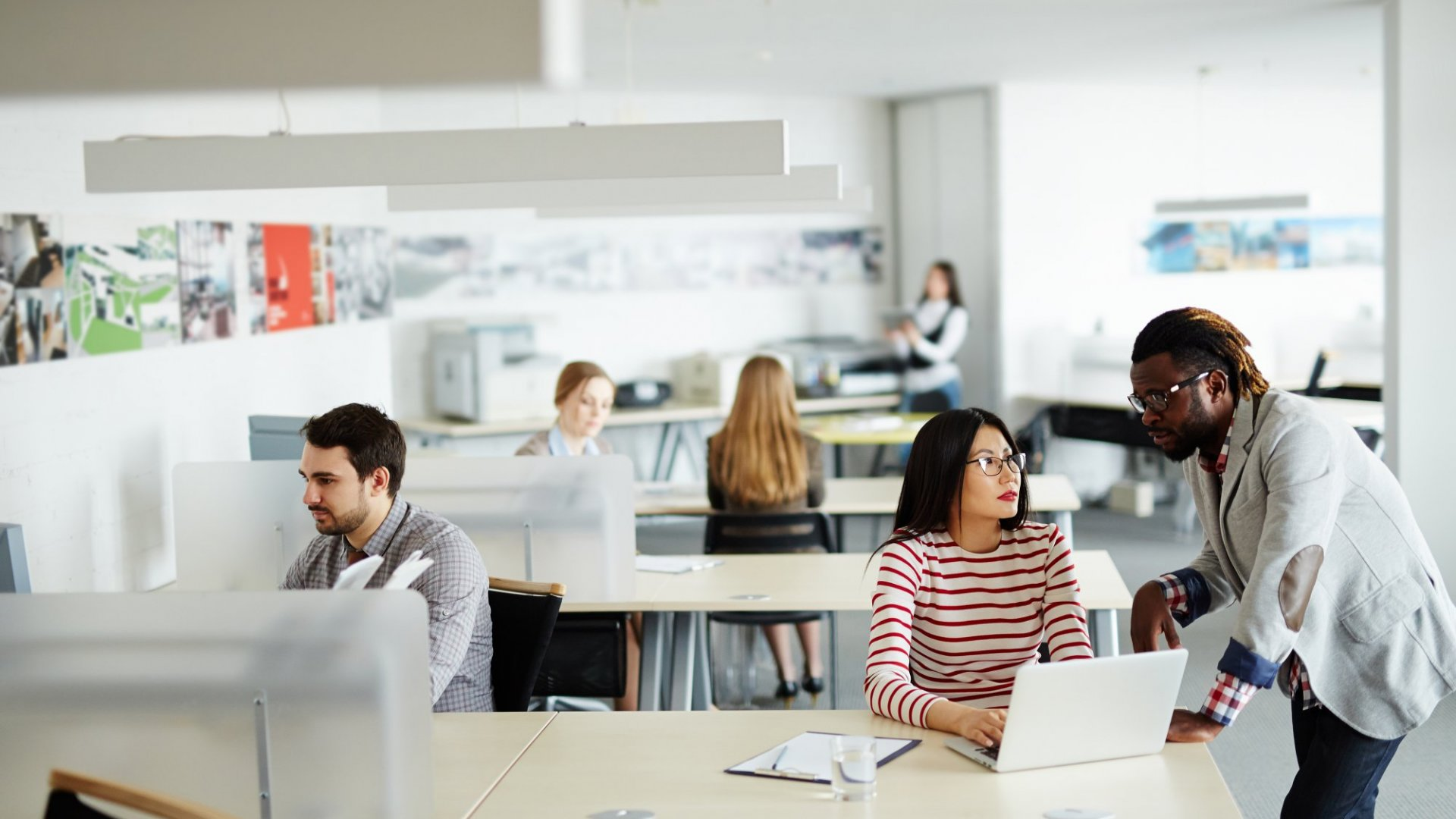 Your Open-Plan Office Is Probably Missing This One Important Thing
