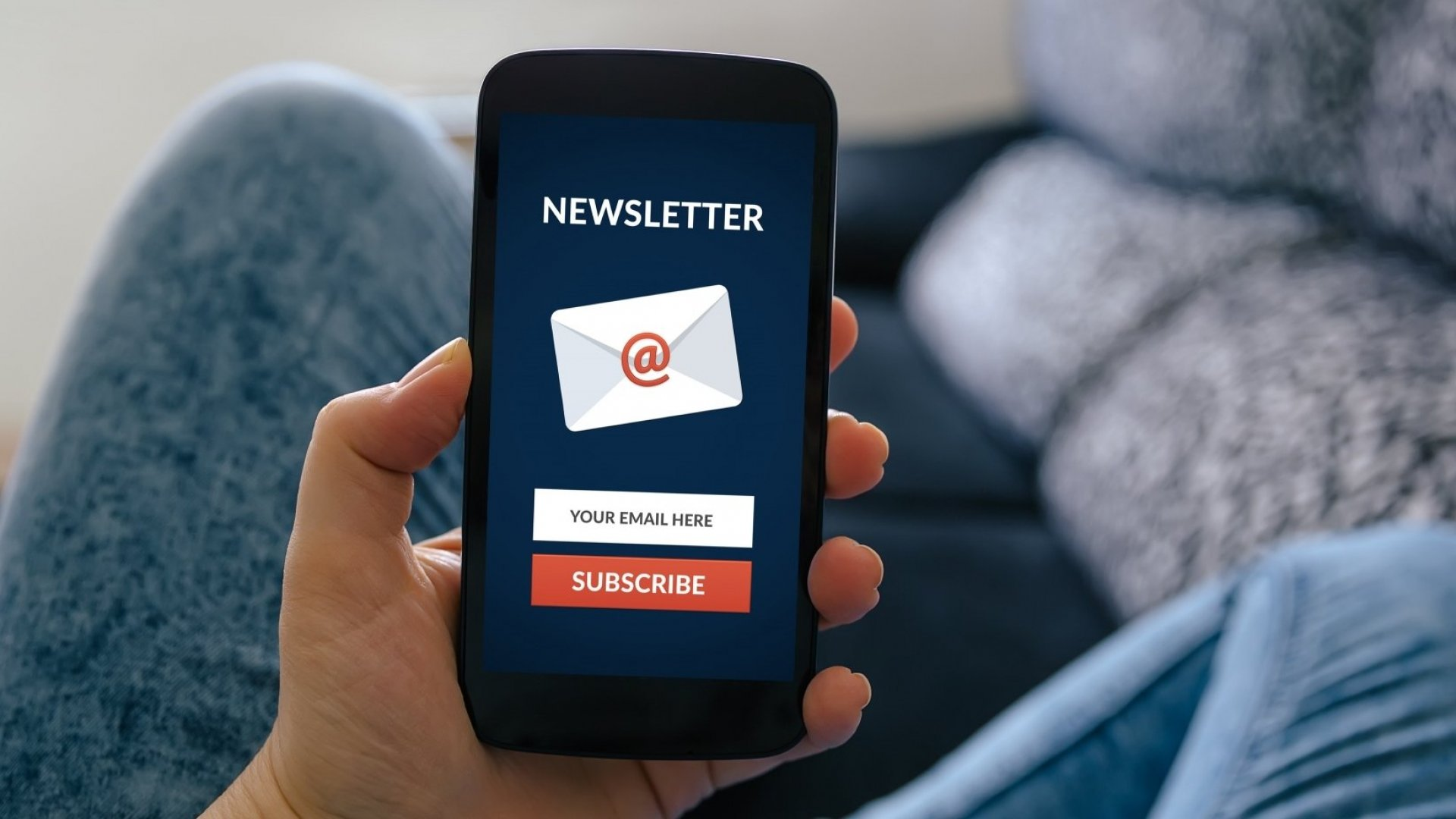 What's the one newsletter that you would never unsubscribe from?