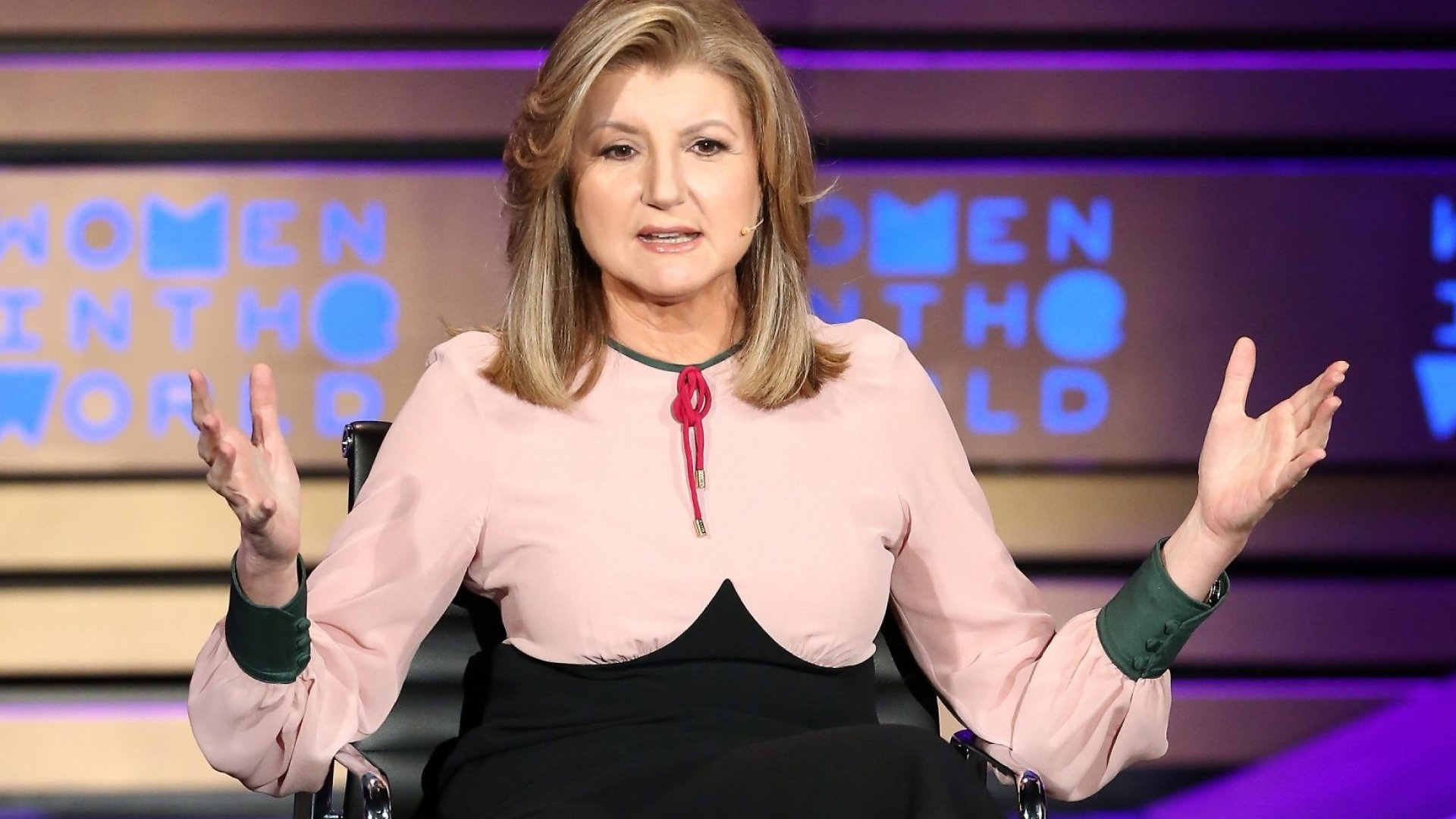 Want Happier and More Productive Employees? Let Them Sleep More, Says Arianna Huffington