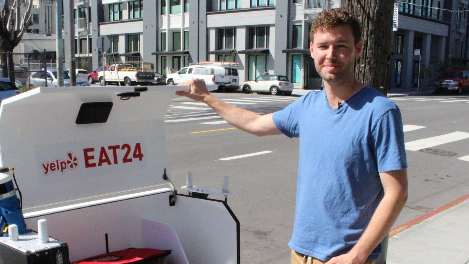 Grubhub to Buy Yelp's Eat24 for $287.5 Million