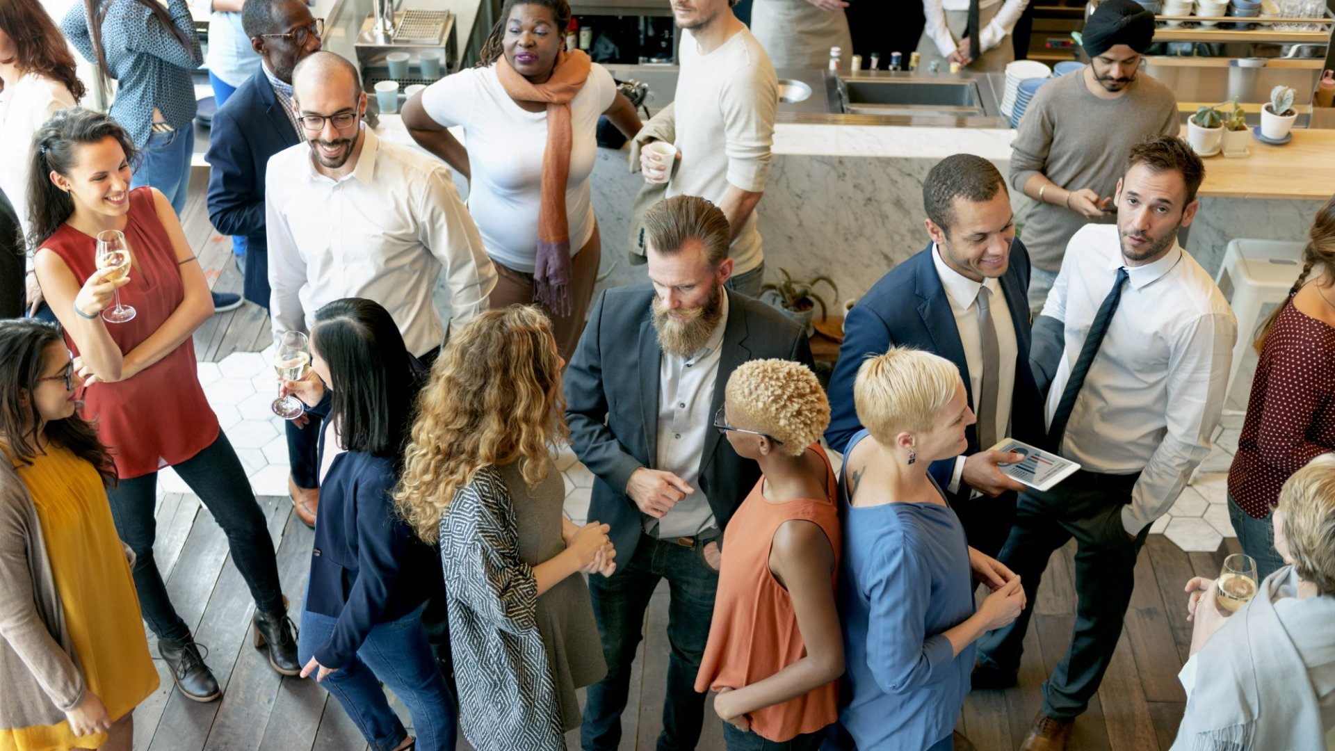 This Is the Single Biggest Mistake People Make When They Network