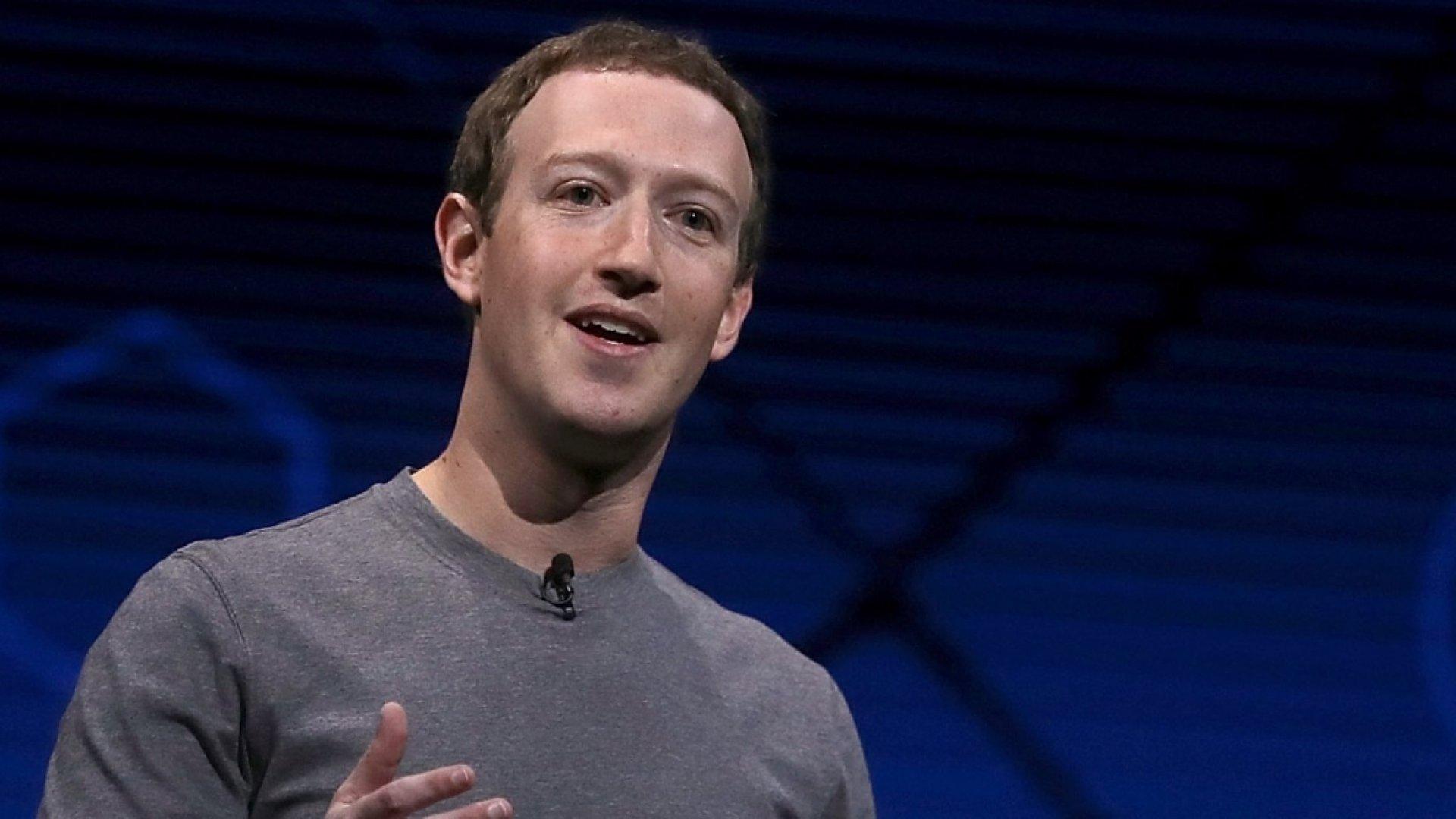 Mark Zuckerberg's Response to Donald Trump's Tweet Is a Master Class in Handling Criticism