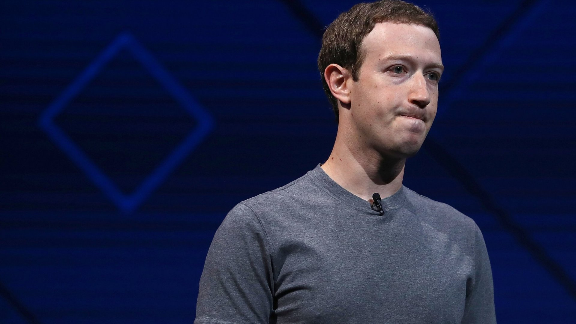 Mark Zuckerberg Says He Made a 'Huge Mistake' and That Fixing Facebook Will Take Years
