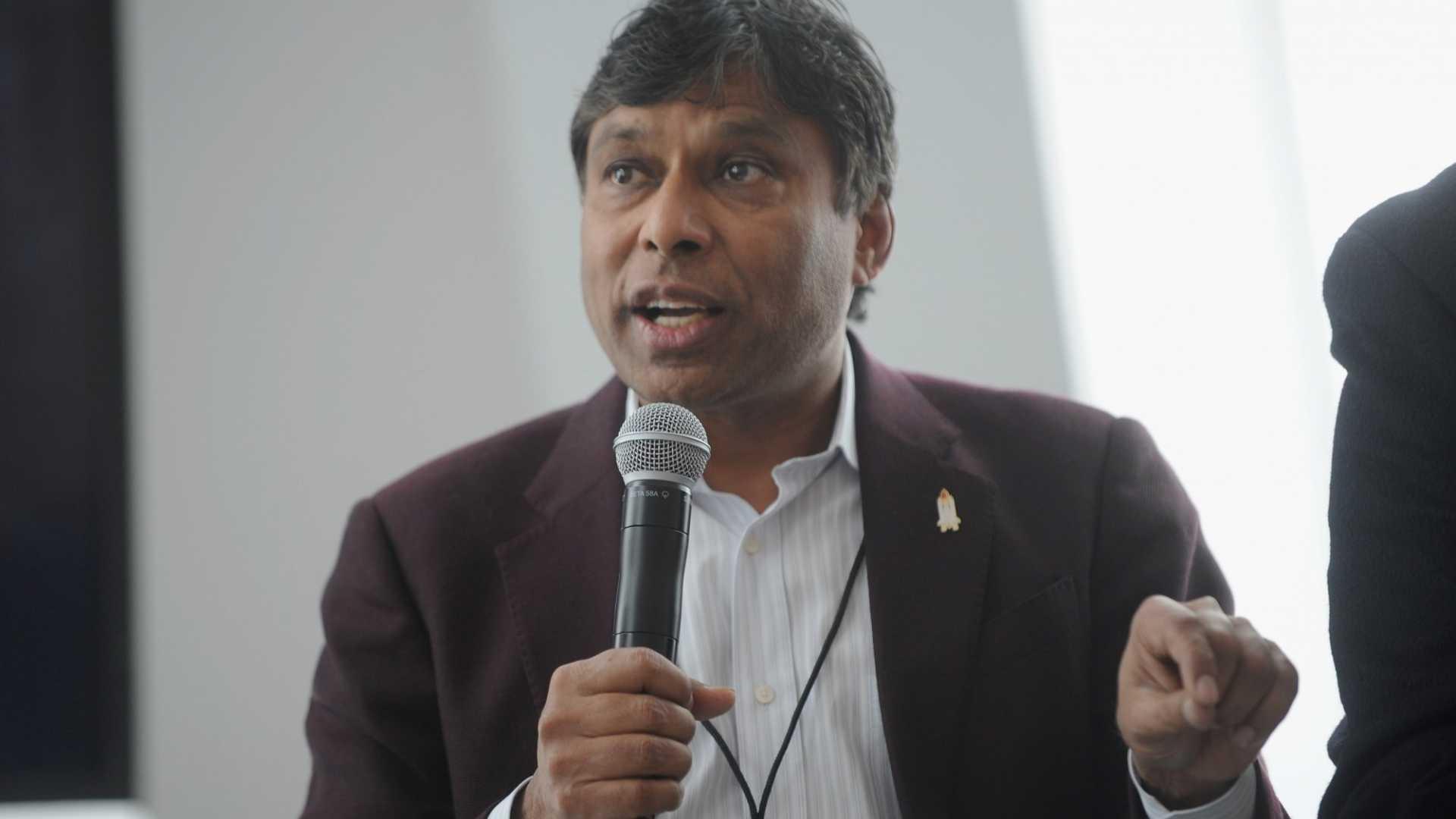 Serial Entrepreneur Naveen Jain Says to Succeed, You Must Ask Dumb Questions