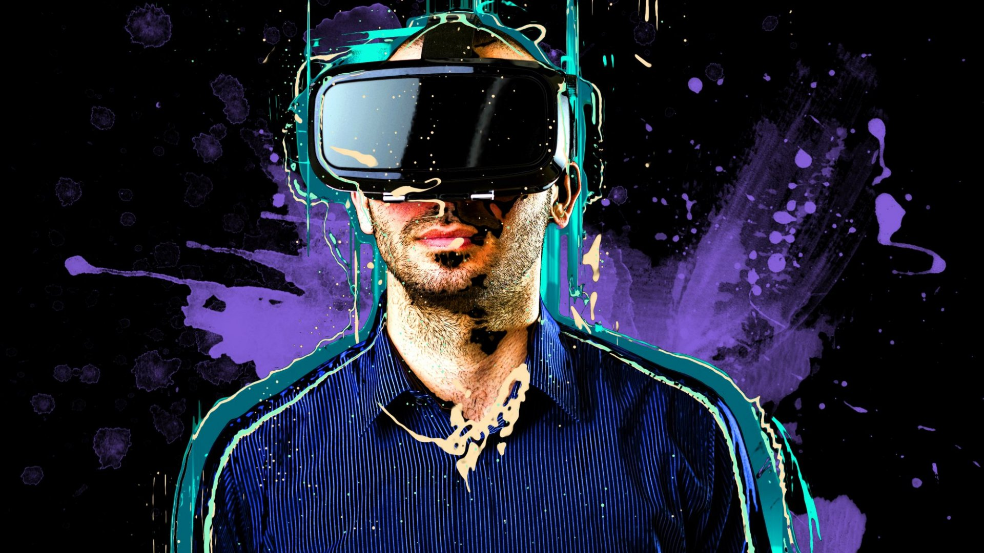Immerse yourself in the comic book world - VR-style!