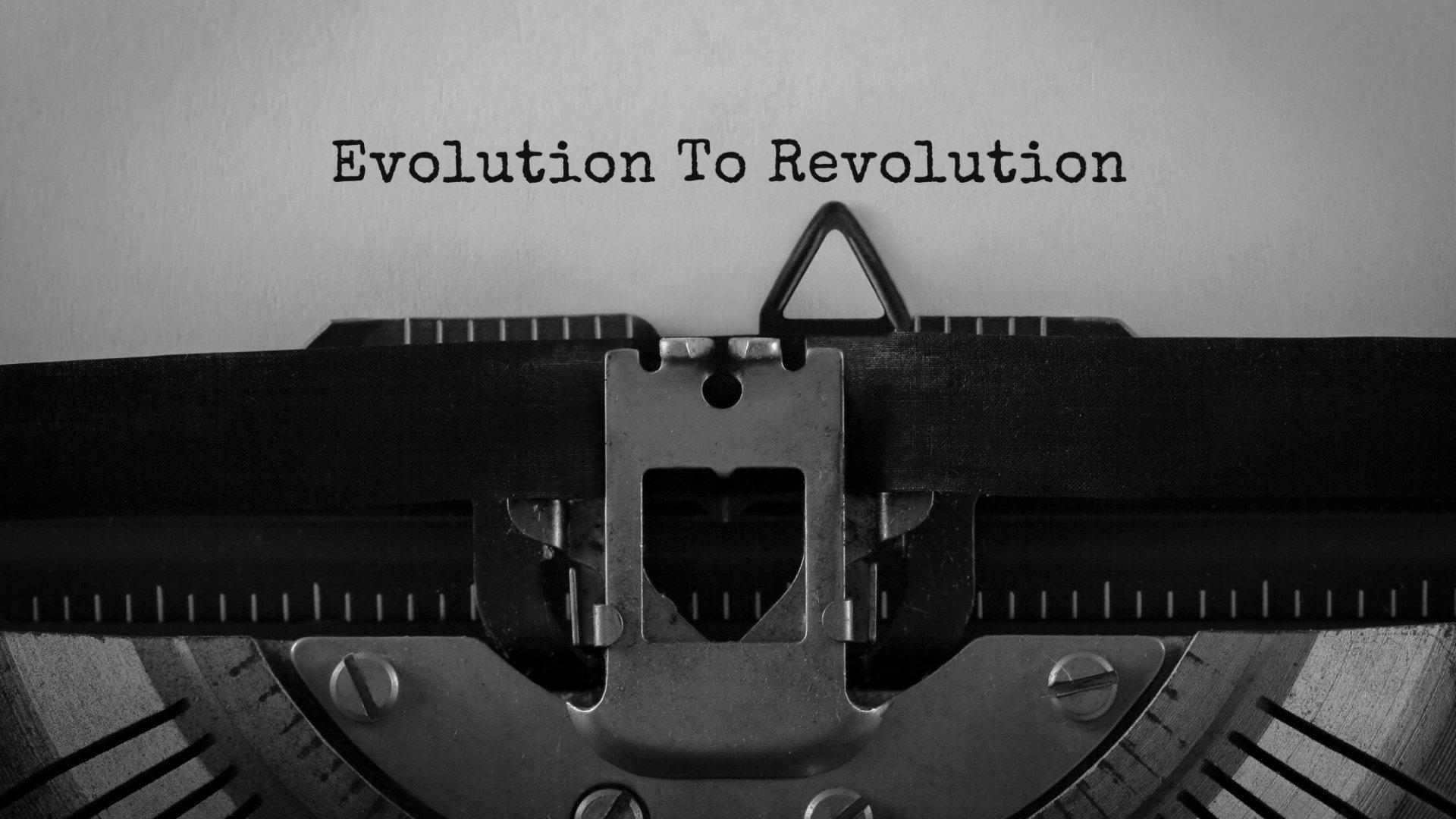 The Evolution of an Enterprise