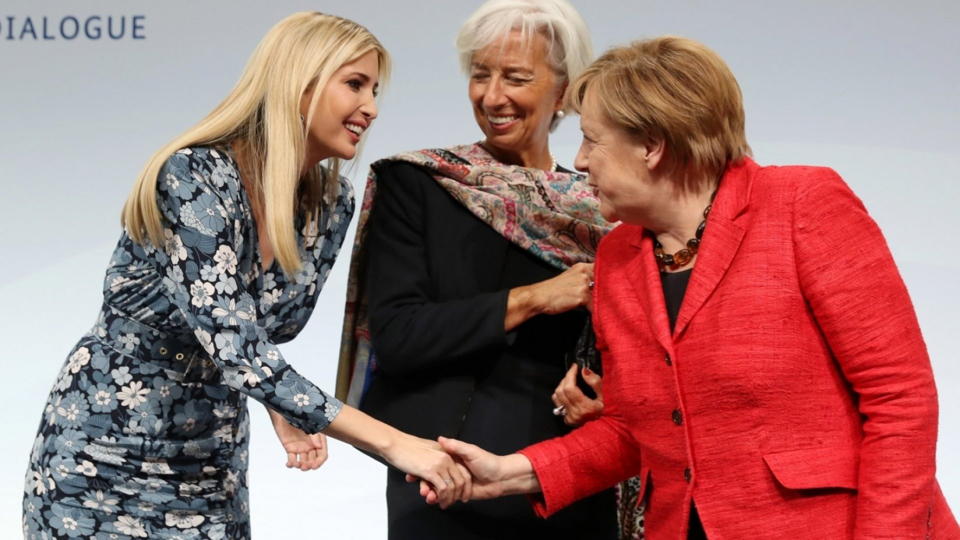 Ivanka Trump Vows to Push 'Incremental, Positive Change' for Women in the U.S.
