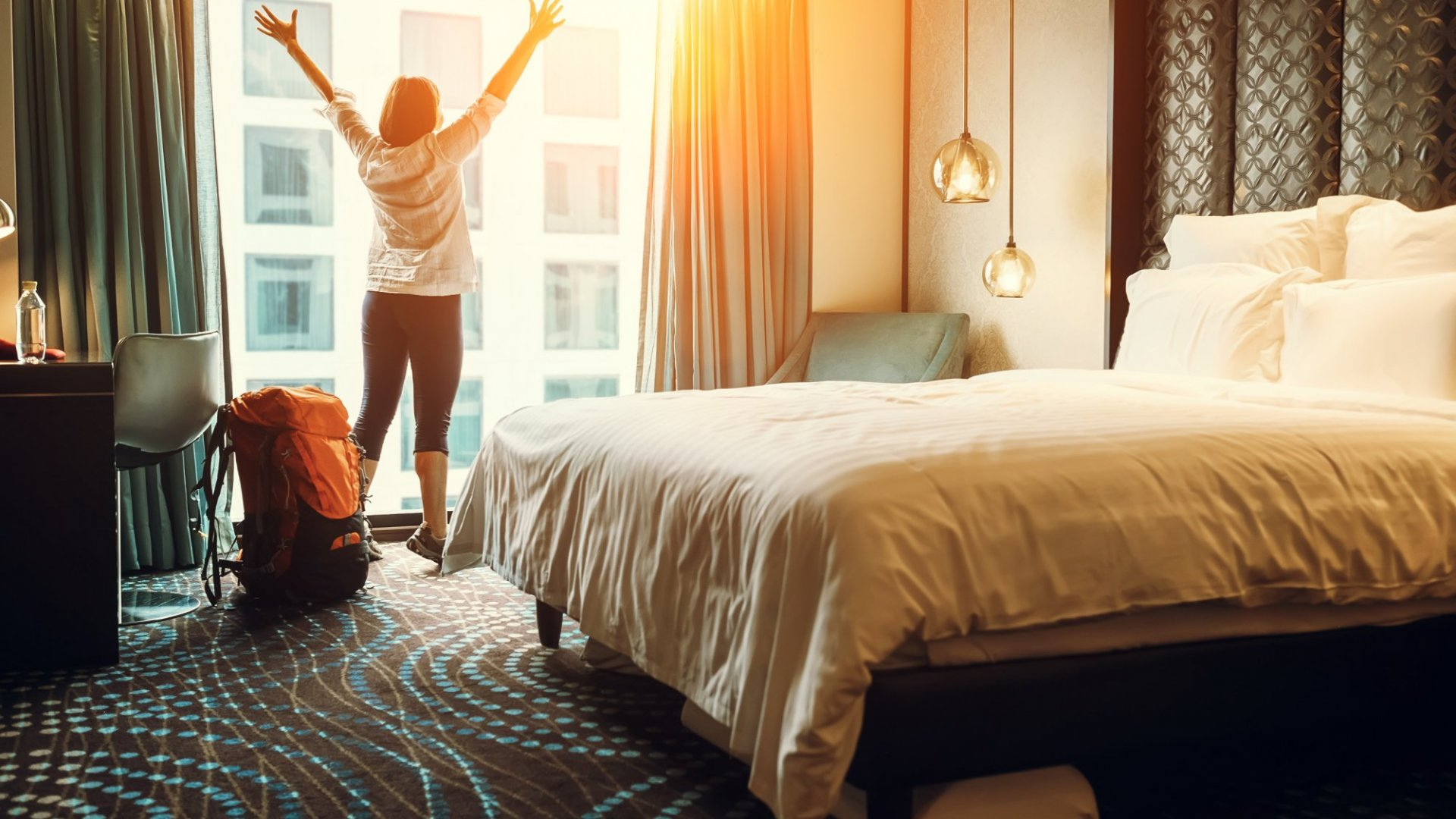These 7 Incredibly Smart Hotel Tricks Will Help You Sleep Better in Any Hotel