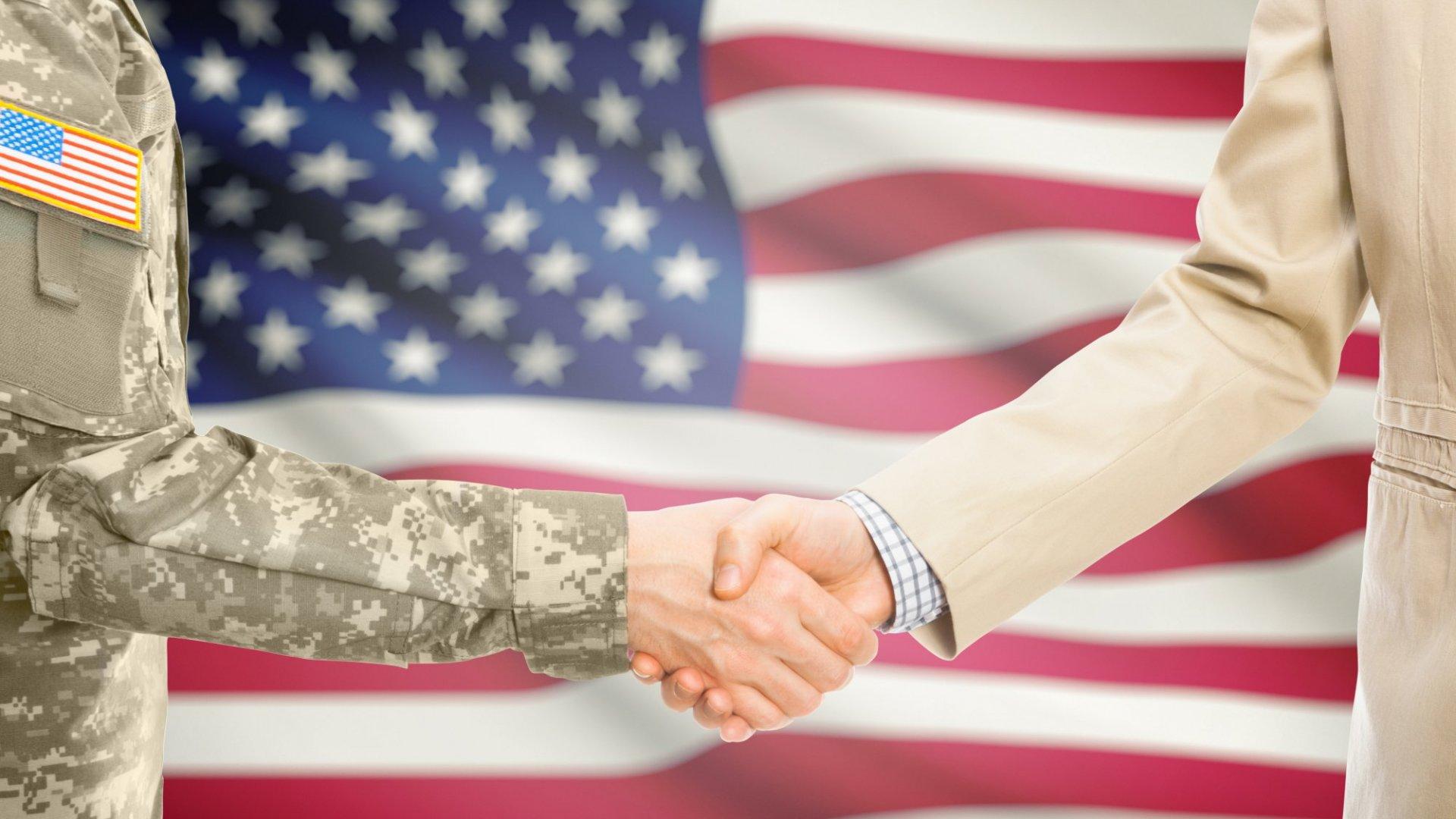 What Veterans Can Do to Pursue Entrepreneurship