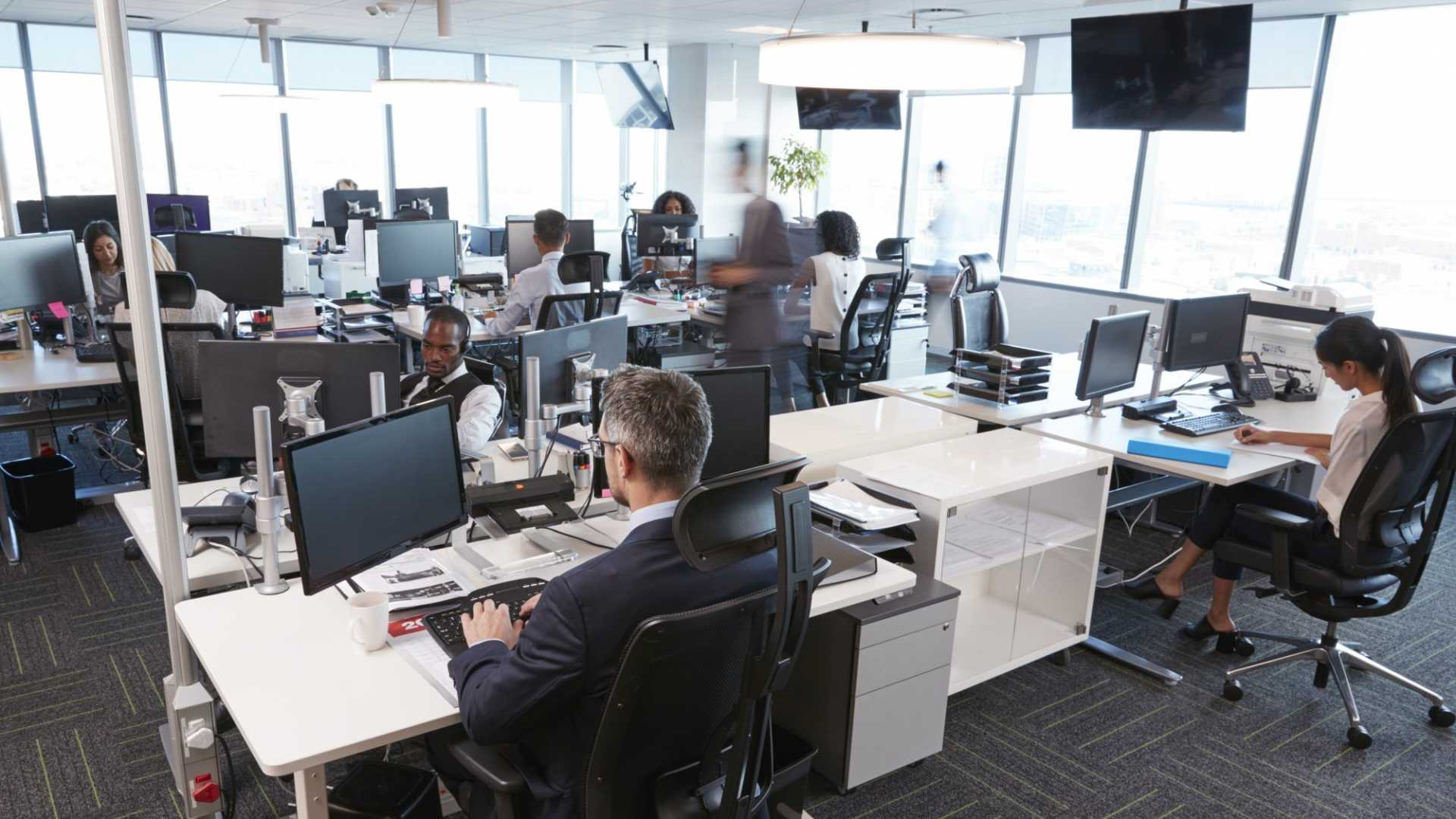 The Technology We Love In Smart Office Design Has Some Big Drawbacks. Is It Worth It?