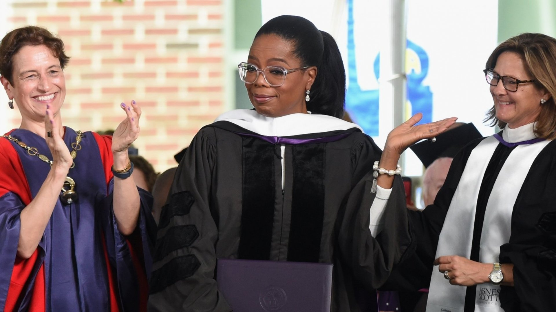 The Best 7 Nuggets of Wisdom From This Year's Commencement Speeches