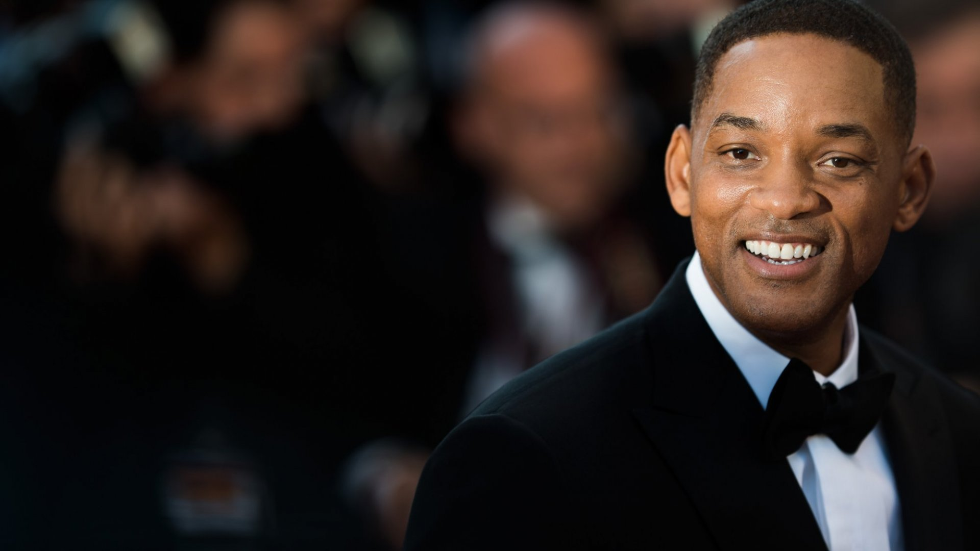 The 4-Word Phrase Will Smith Says Is the Secret to a Happy Life
