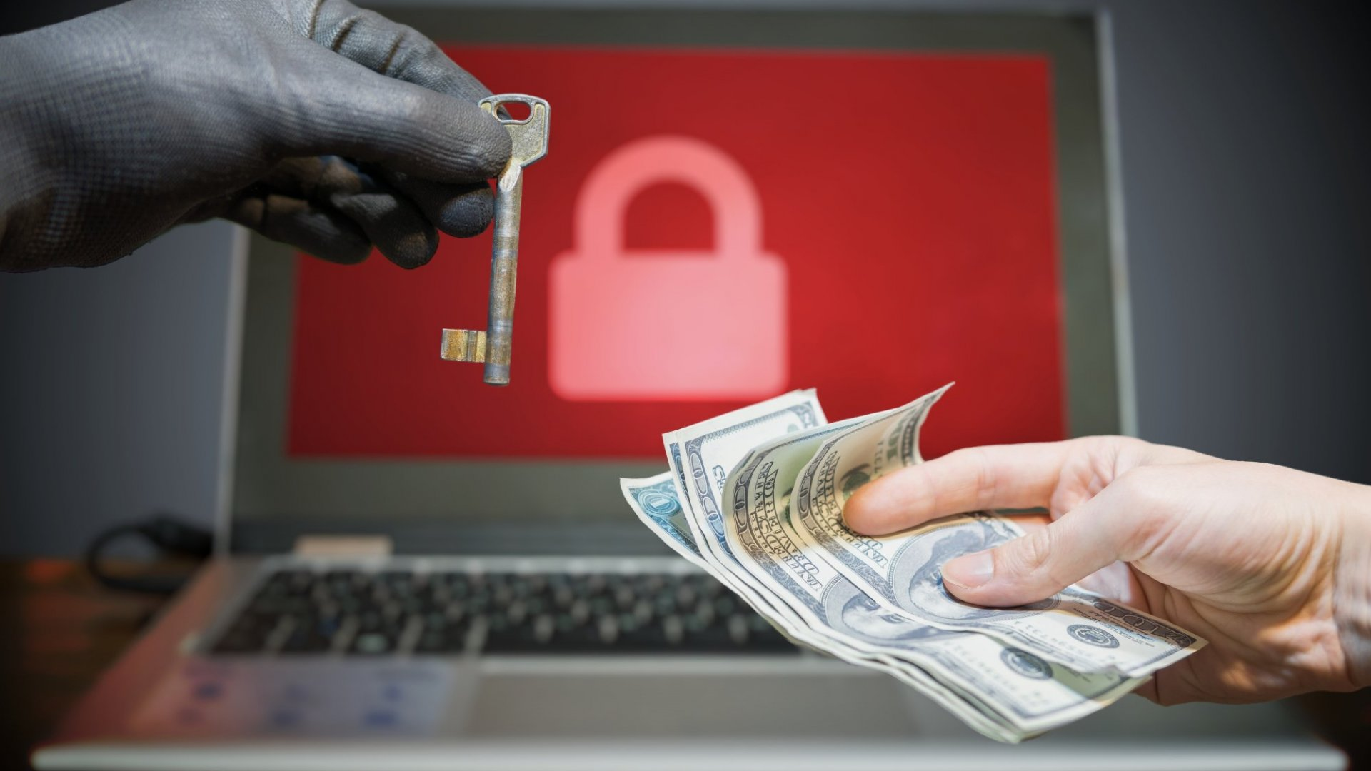 Think Ransomware Can't Put You Out of Business?
