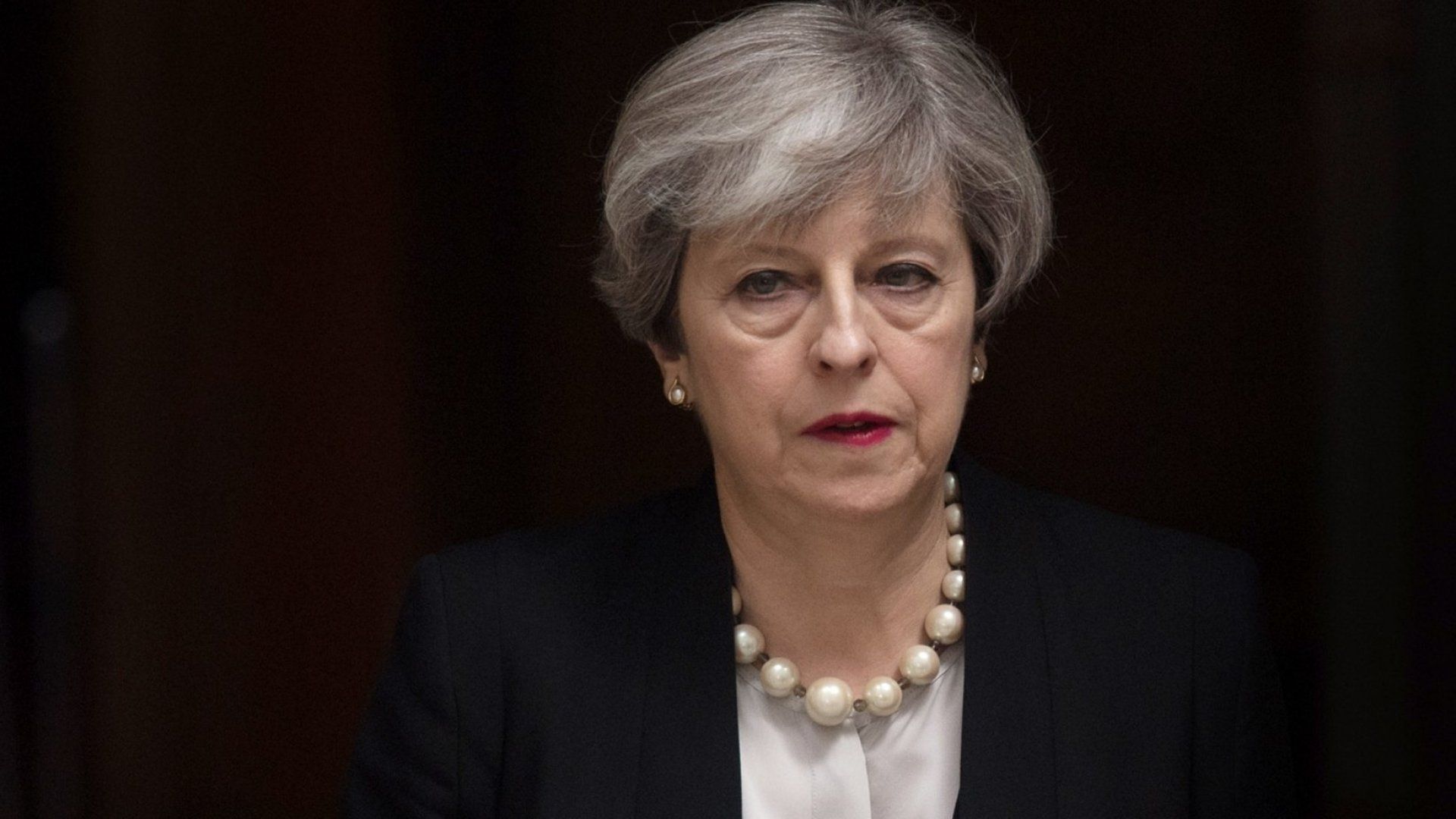 Theresa May Is Expected to Accuse Facebook of Helping Terrorists, Child Abusers, and Slave Traders
