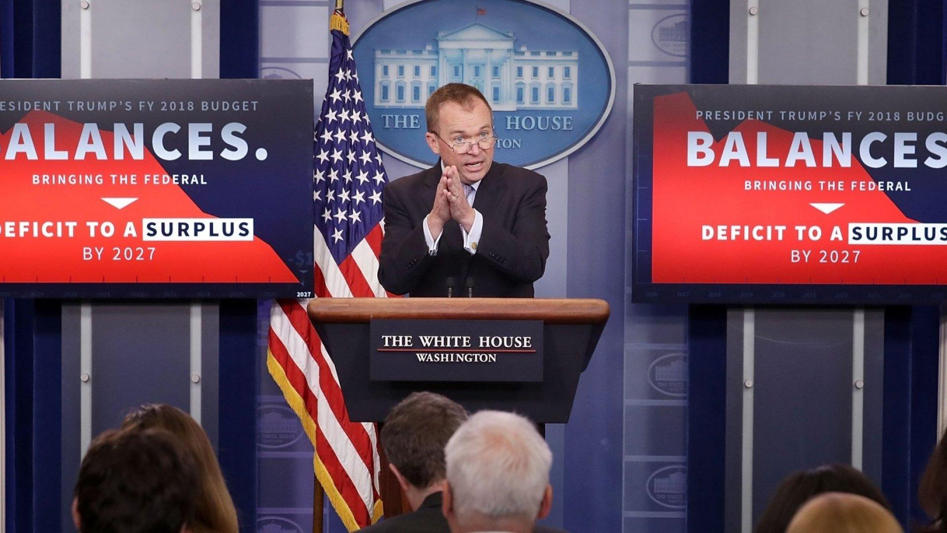 9 Key Takeaways From President Trump's $4.1 Trillion Budget Plan