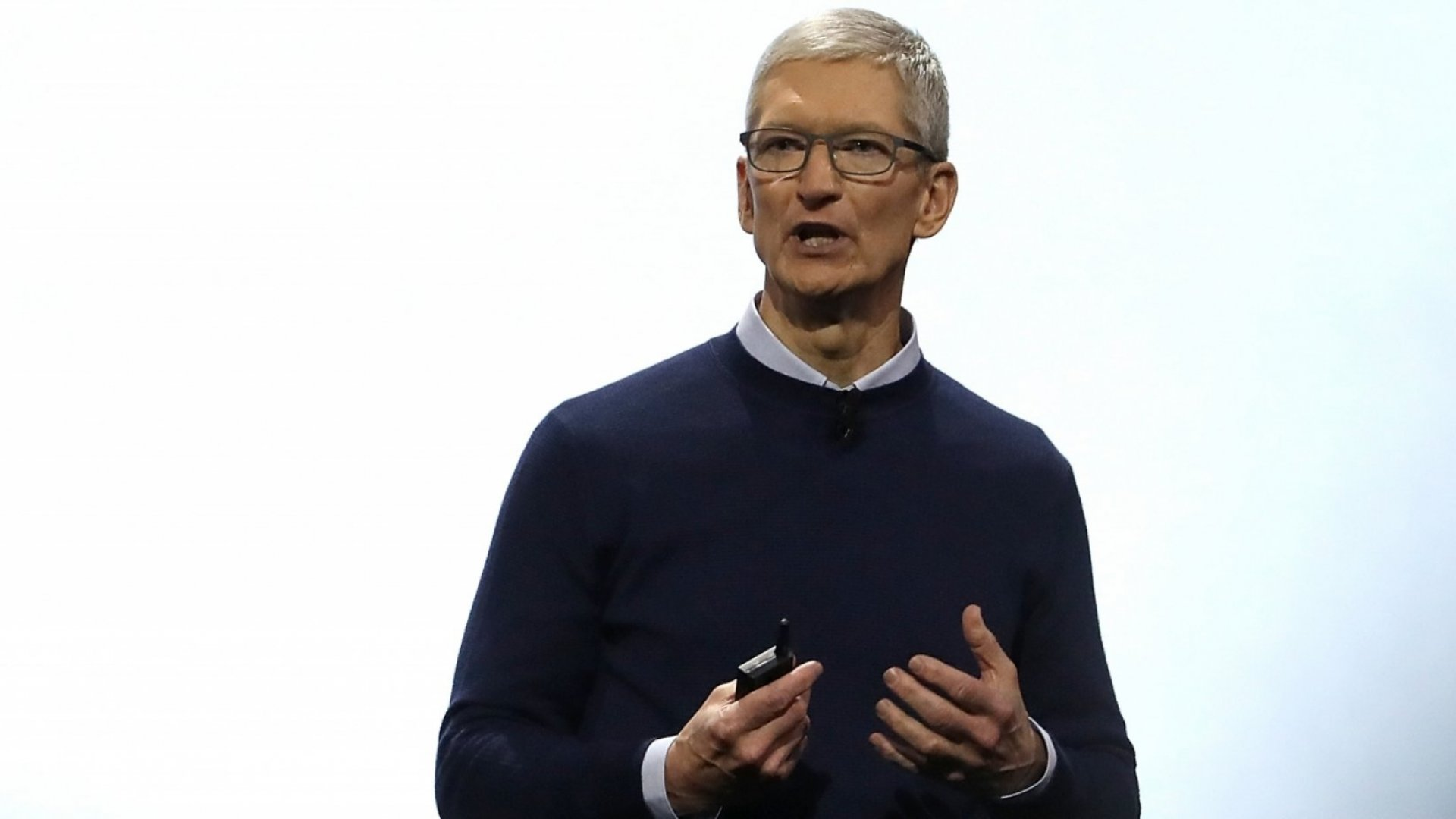 Tim Cook Confirms Apple Is Working on Self-Driving Cars