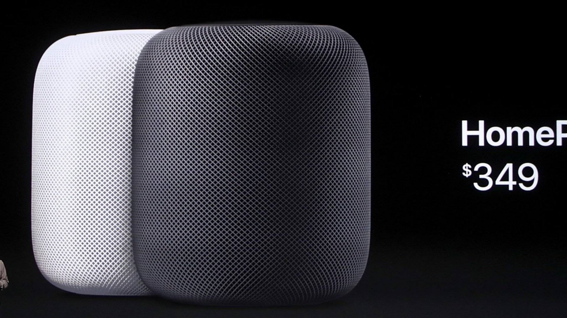 Apple Launches 'HomePod,' Its First New Product in (Almost) 3 Years